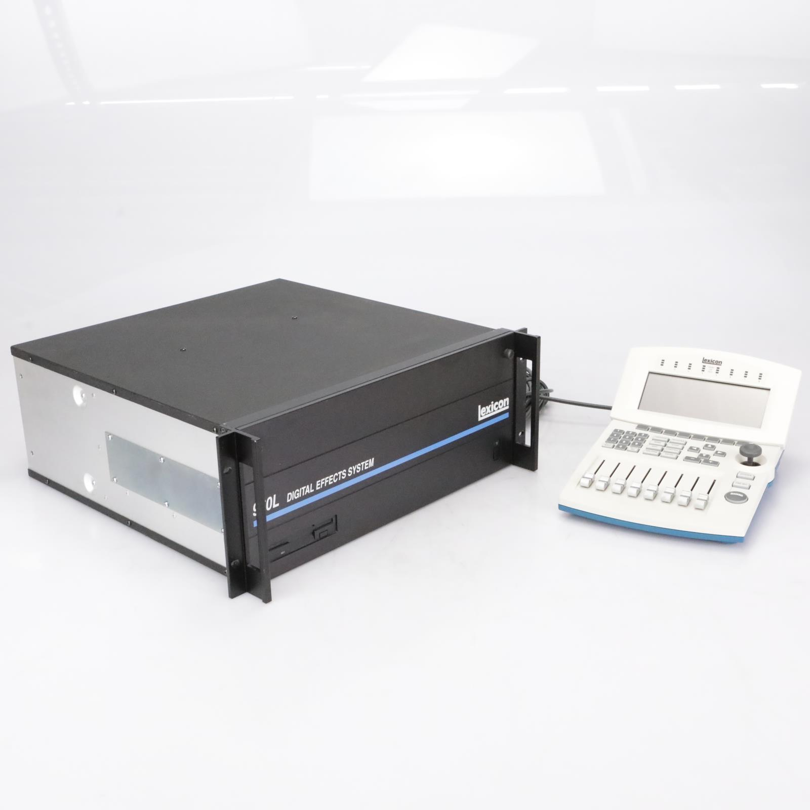 Lexicon 960L Digital Effects System w/ Surround & 8ch I/O #42168