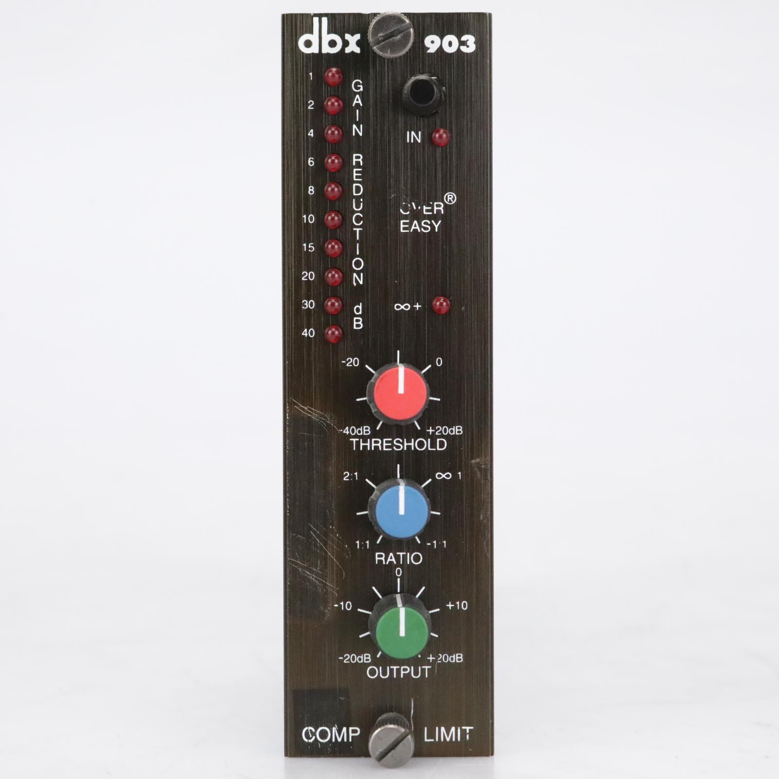 DBX 903 - 900 Series Compressor / Limiter Module #42183