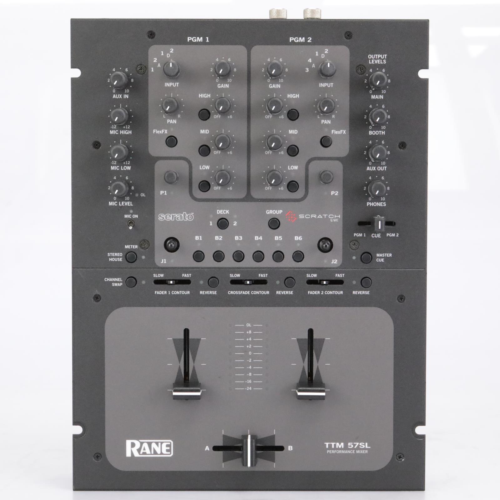 Rane TTM 57SL DJ Performance Mixer #42045