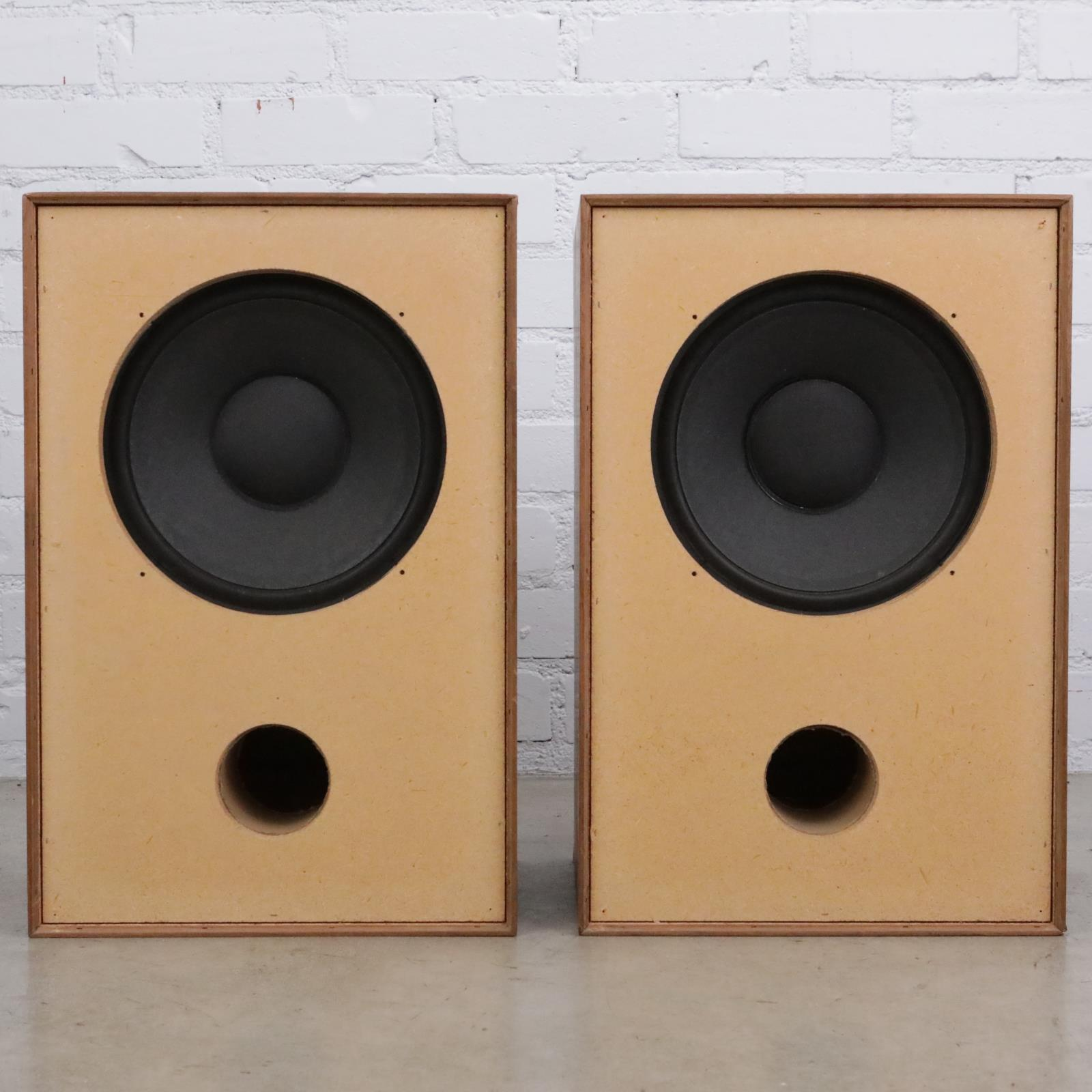 1966 Tannoy LSU/HF/12/8 Gold Dual Concentric Speakers #42310