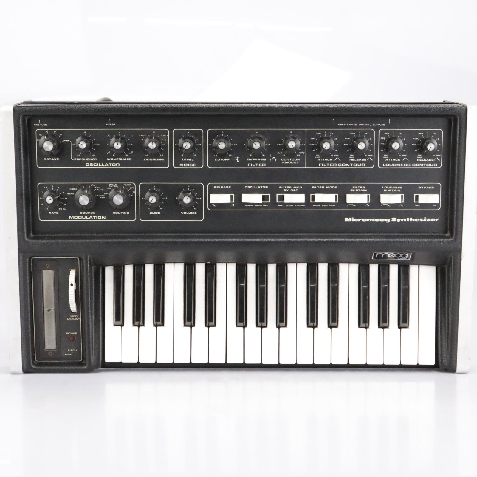 Moog Micromoog 2090 Analog Synthesizer #42366