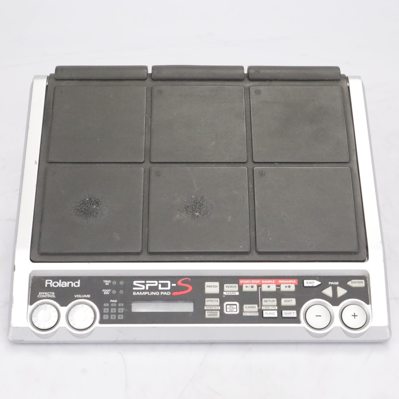 Roland SPD-S Drum Pad Sampling Drum Machine #42216