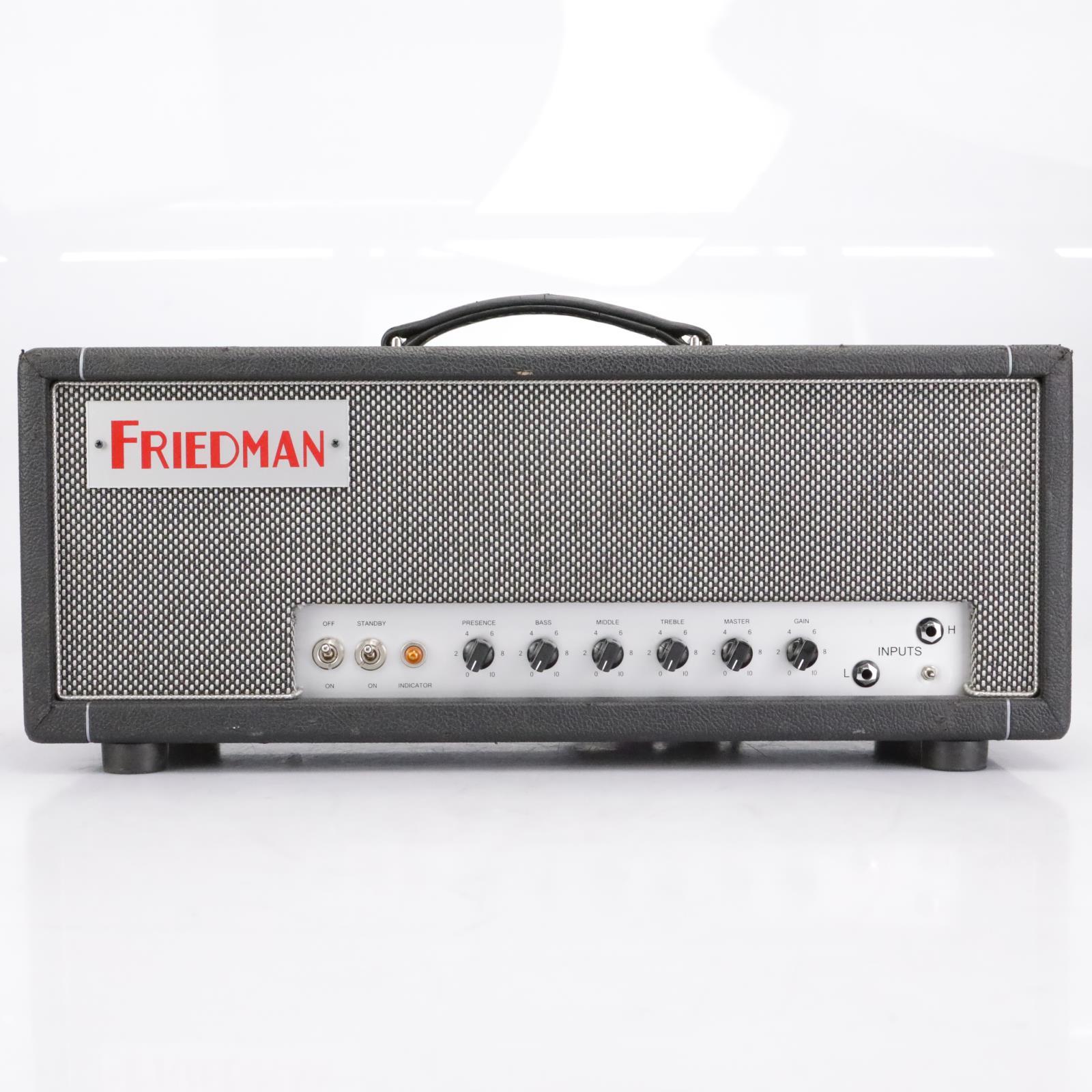 Friedman Dirty Shirley 40W Tube Guitar Amp Head George Pajon Jr. #42408