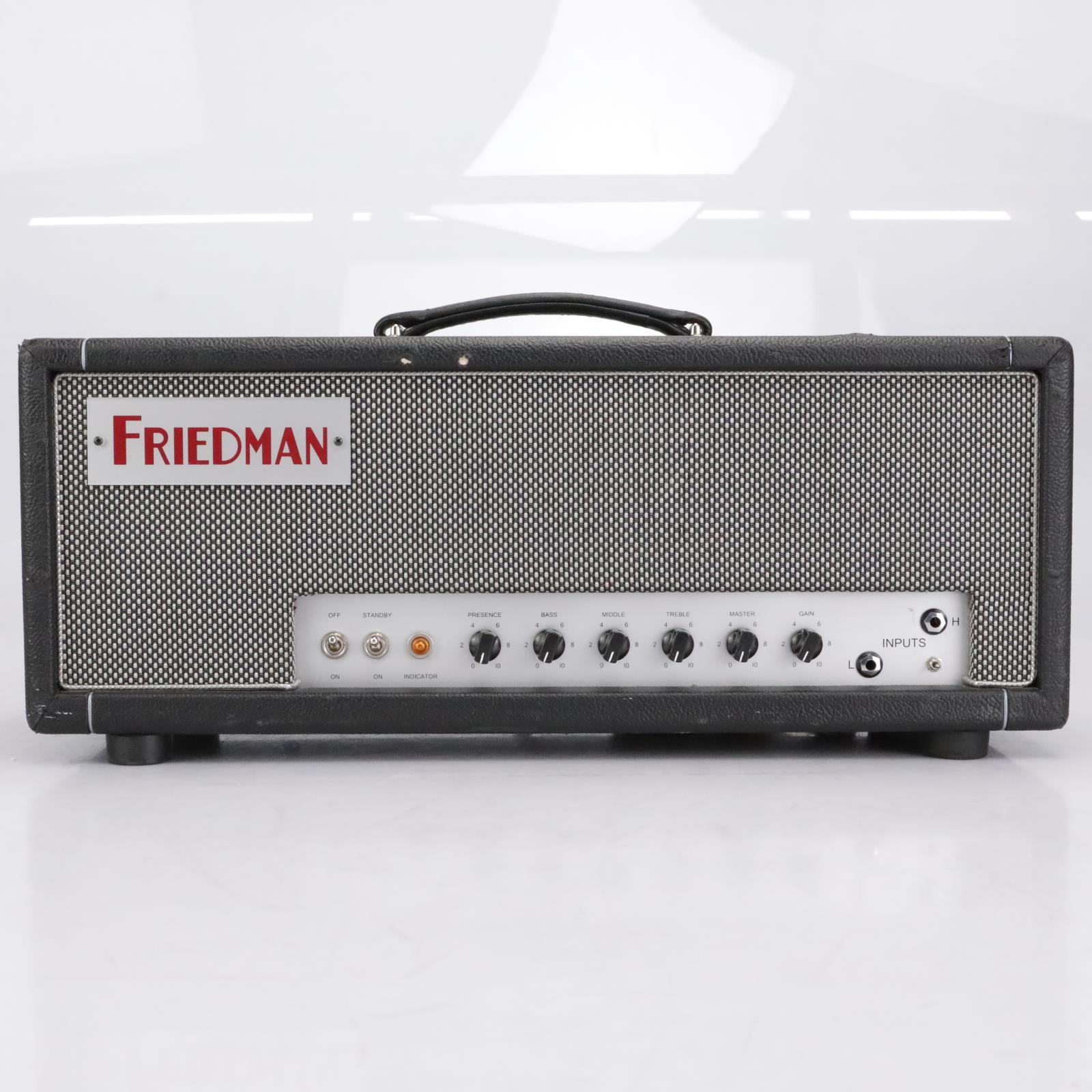 Friedman Dirty Shirley 40W Tube Guitar Amp Head George Pajon Jr. #42409