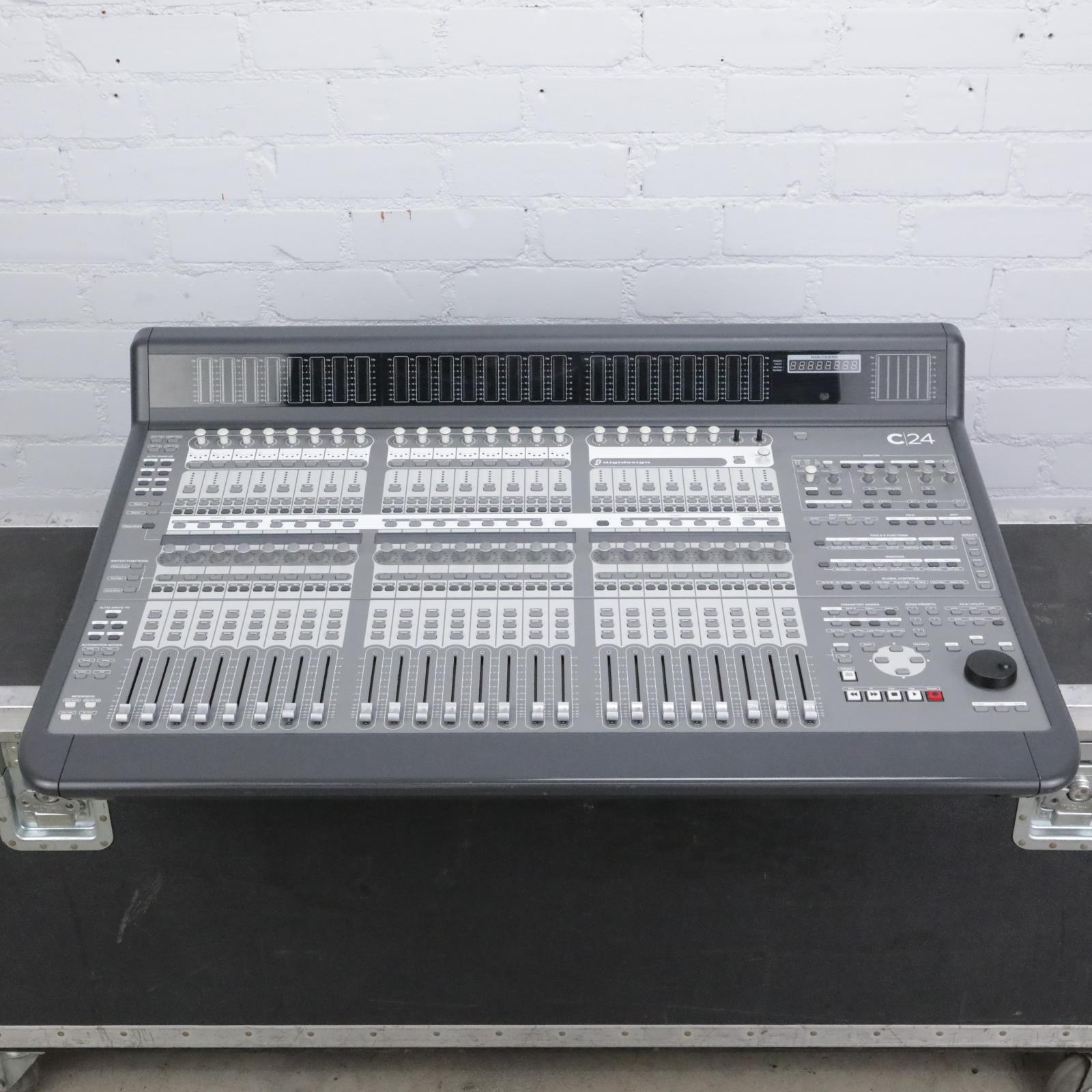 Avid Digidesign C|24 - 24 Channel Control Console for Protools C24 #42205