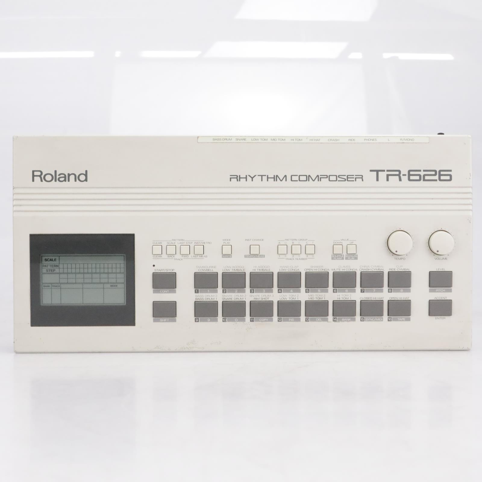 Roland TR-626 Rhythm Composer Drum Machine #42482