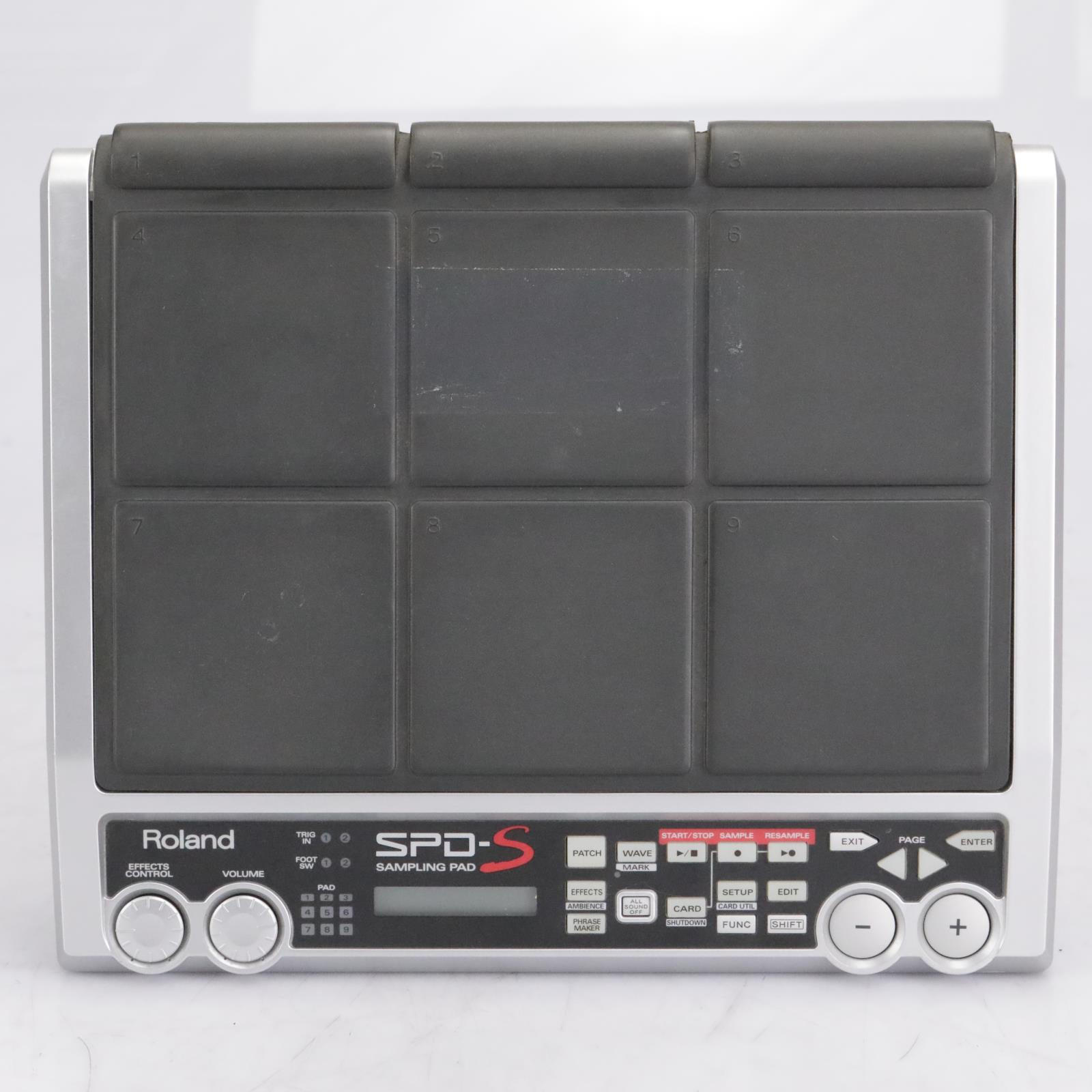 Roland SPD-S 9-Pad Sampling Drum MIDI Controller #42521
