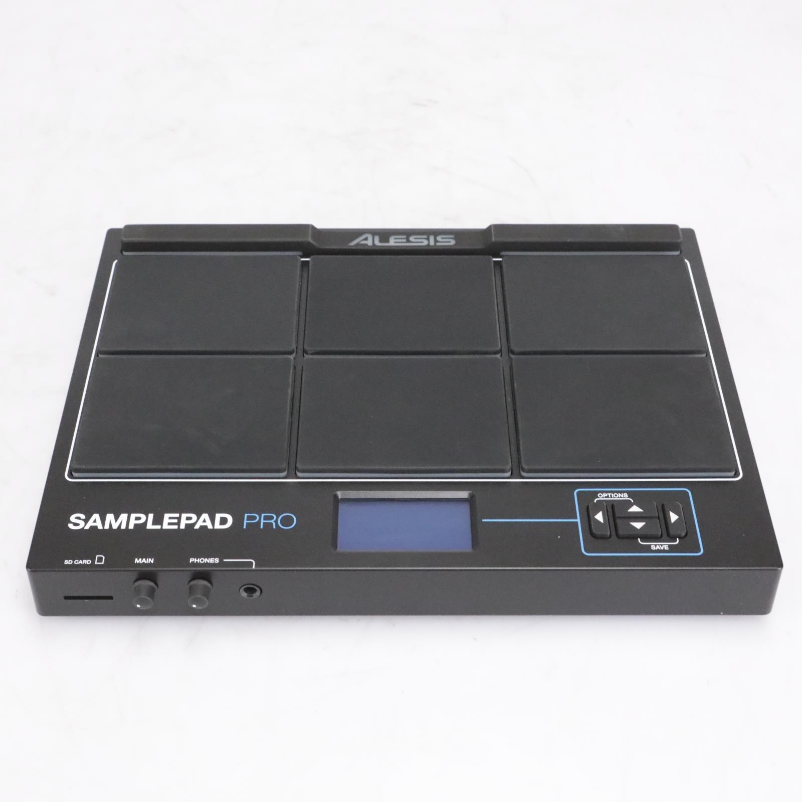 Alesis SamplePad Pro 8-Padded Drum Machine #42610