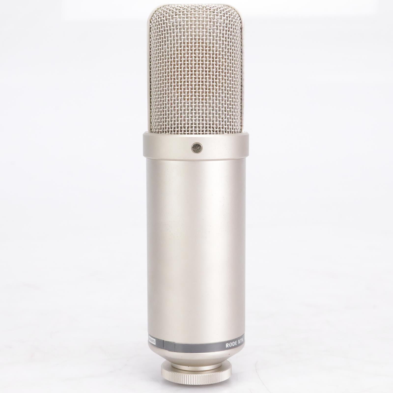 Rode NTK Large Diaphragm Tube Condenser Microphone Mic w/ Case #42601