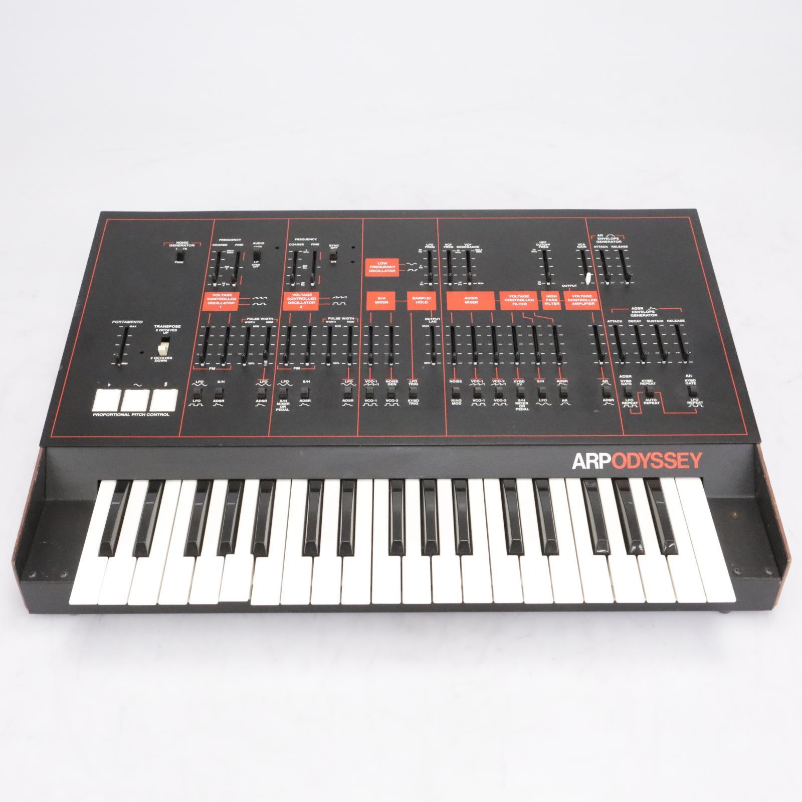 Vintage ARP Odyssey Model 2823 MKIII Analog Synthesizer Keyboard #42673