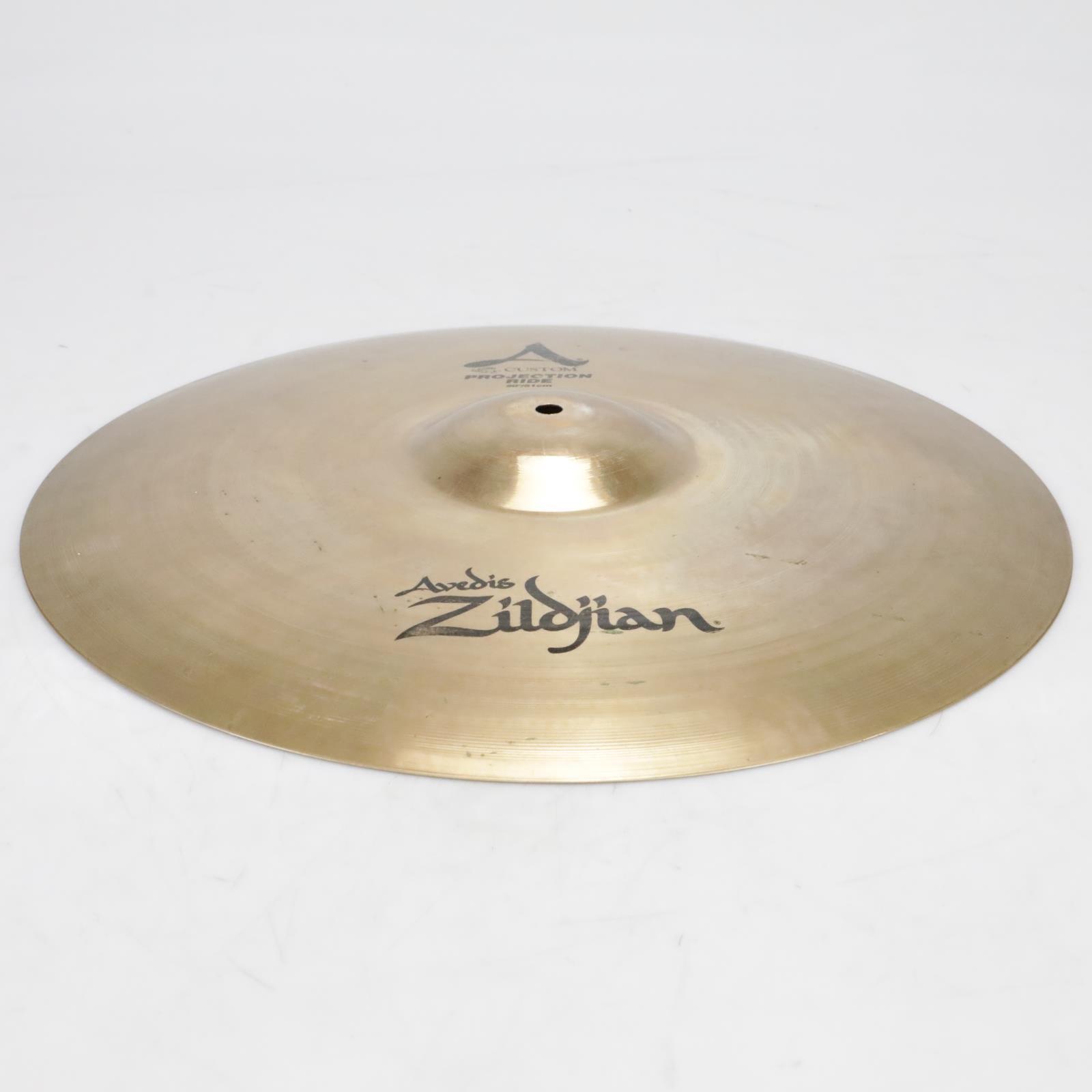 """Zildjian A Custom A20519 20""""/51cm Projection Ride Cymbal Video! #41281"""