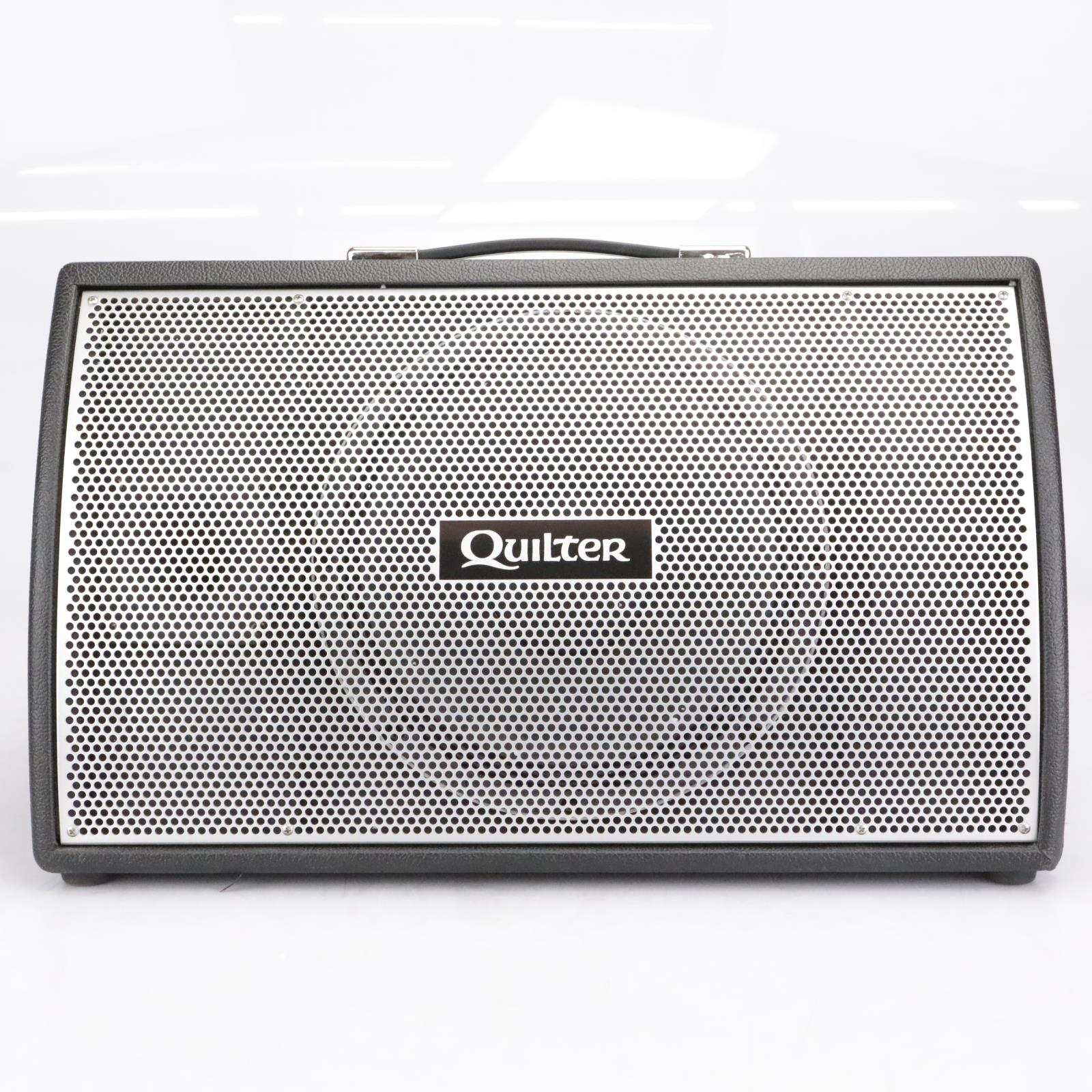 Quilter Bassliner 1x12W Wedged Extension Bass Cabinet #42693