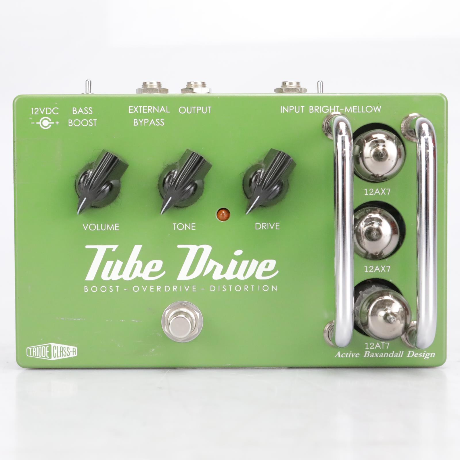 Effectrode Tube Drive Overdrive Guitar Effects Pedal #42540