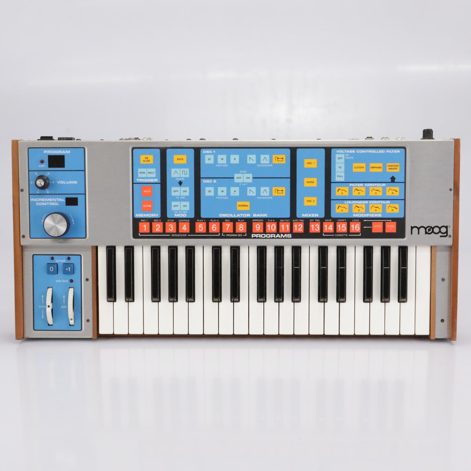 Moog Source Monophonic Analog Synthesizer #42694
