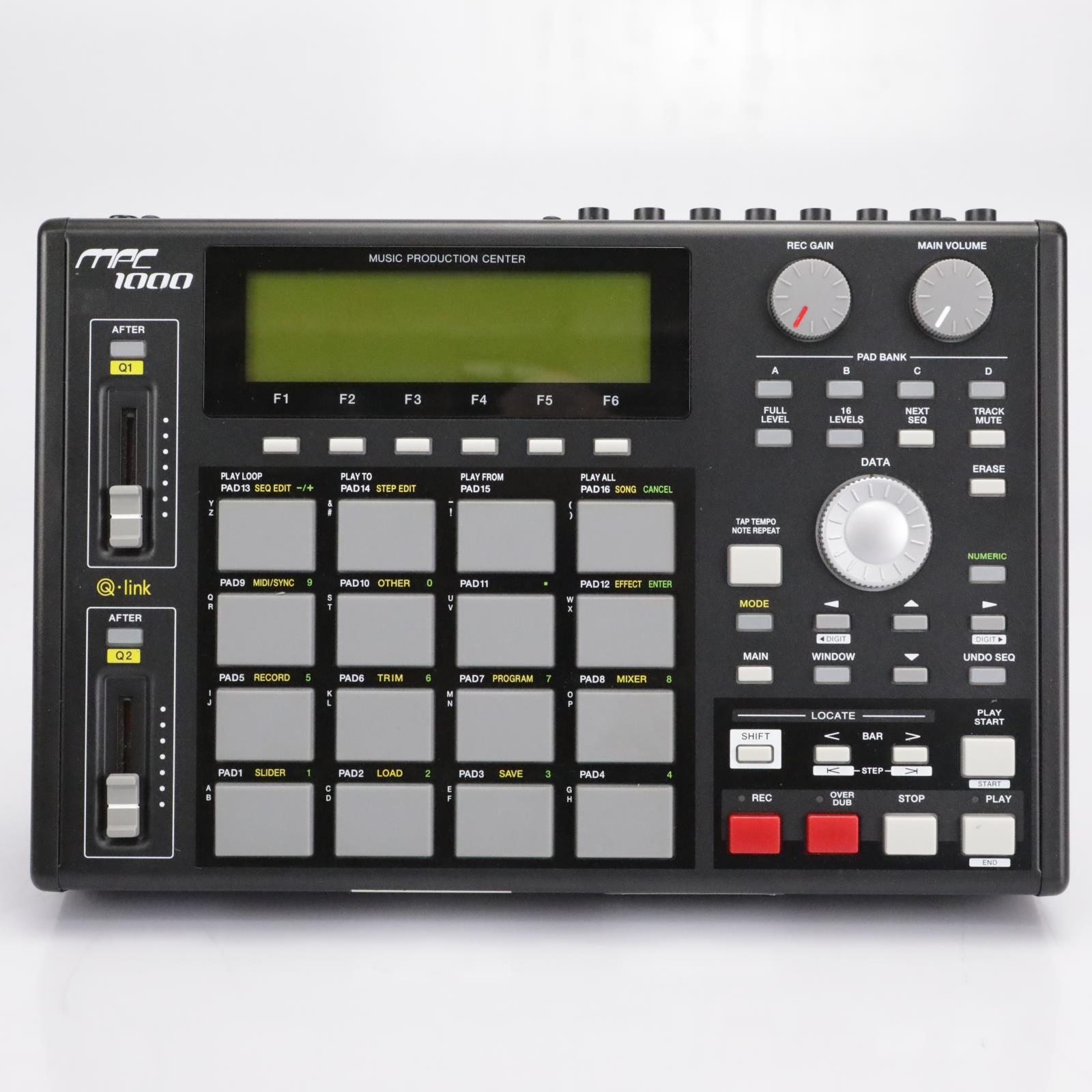 Akai MPC-1000 Music Production Center Sampler Drum Machine w/Box #42708