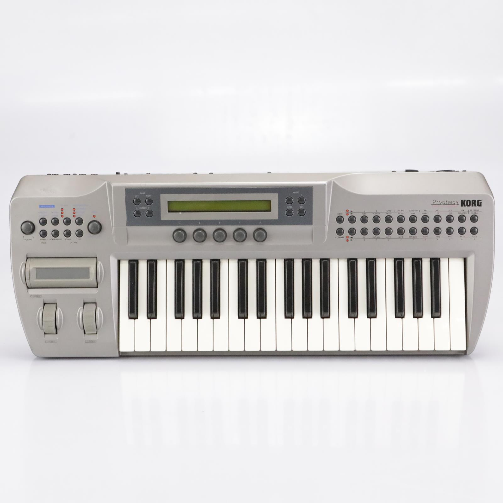 Korg SSP-1 Prophecy 37-Key Solo Synthesizer Keyboard #42716