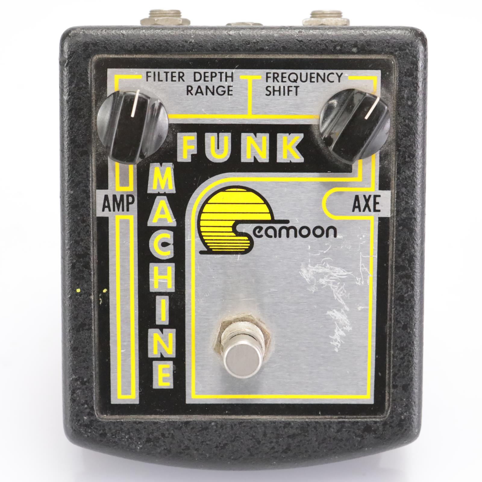 Vintage Seamoon Funk Machine Filter Bass Guitar Effect Pedal Stomp Box #42790