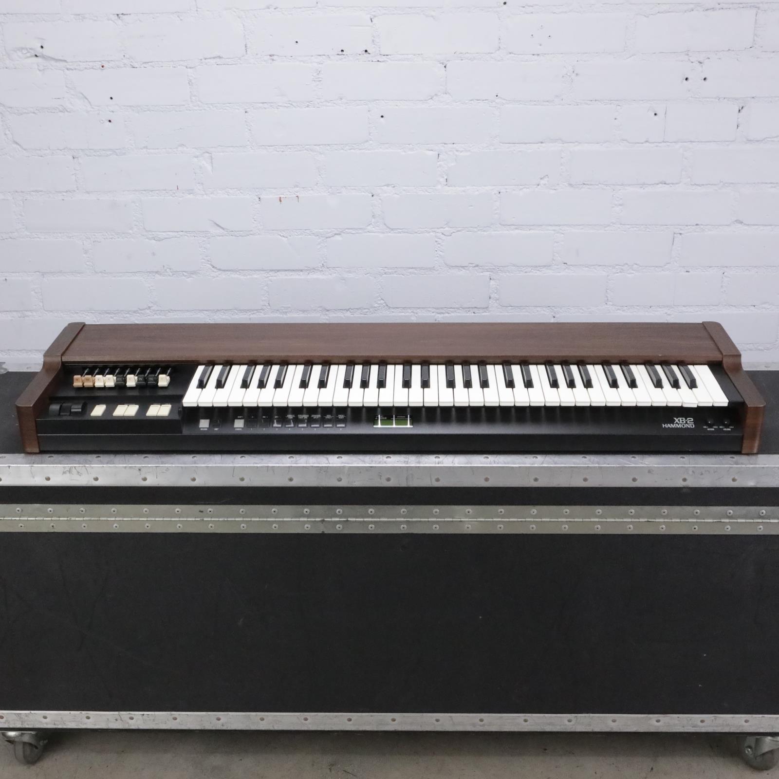 Hammond XK-2 61-Key Digital Drawbar Organ #42765