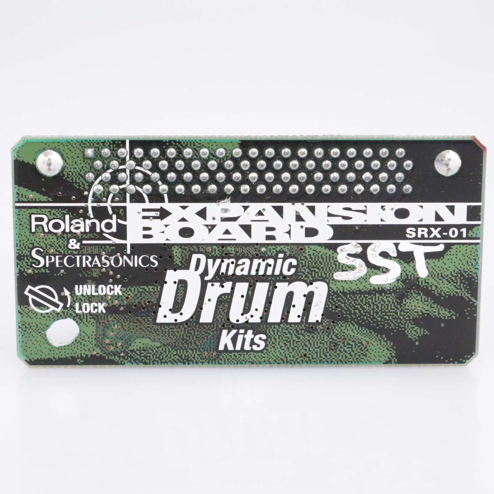 Roland SRX-01 Dynamic Drum Kits Expansion Board #41649