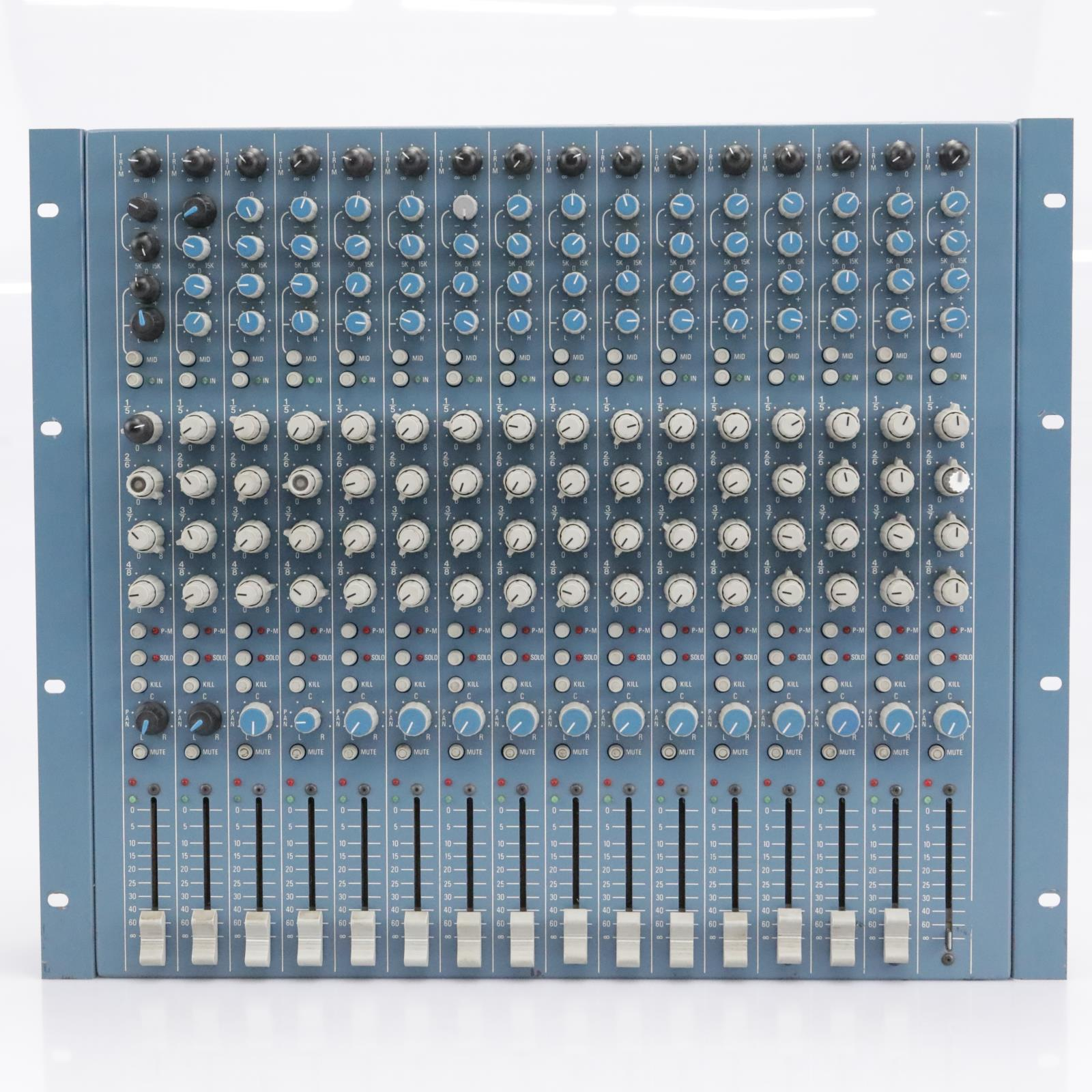 Speck Electronics SSM-EX 16-Channel Rackmount Expandable Mixing System #42808