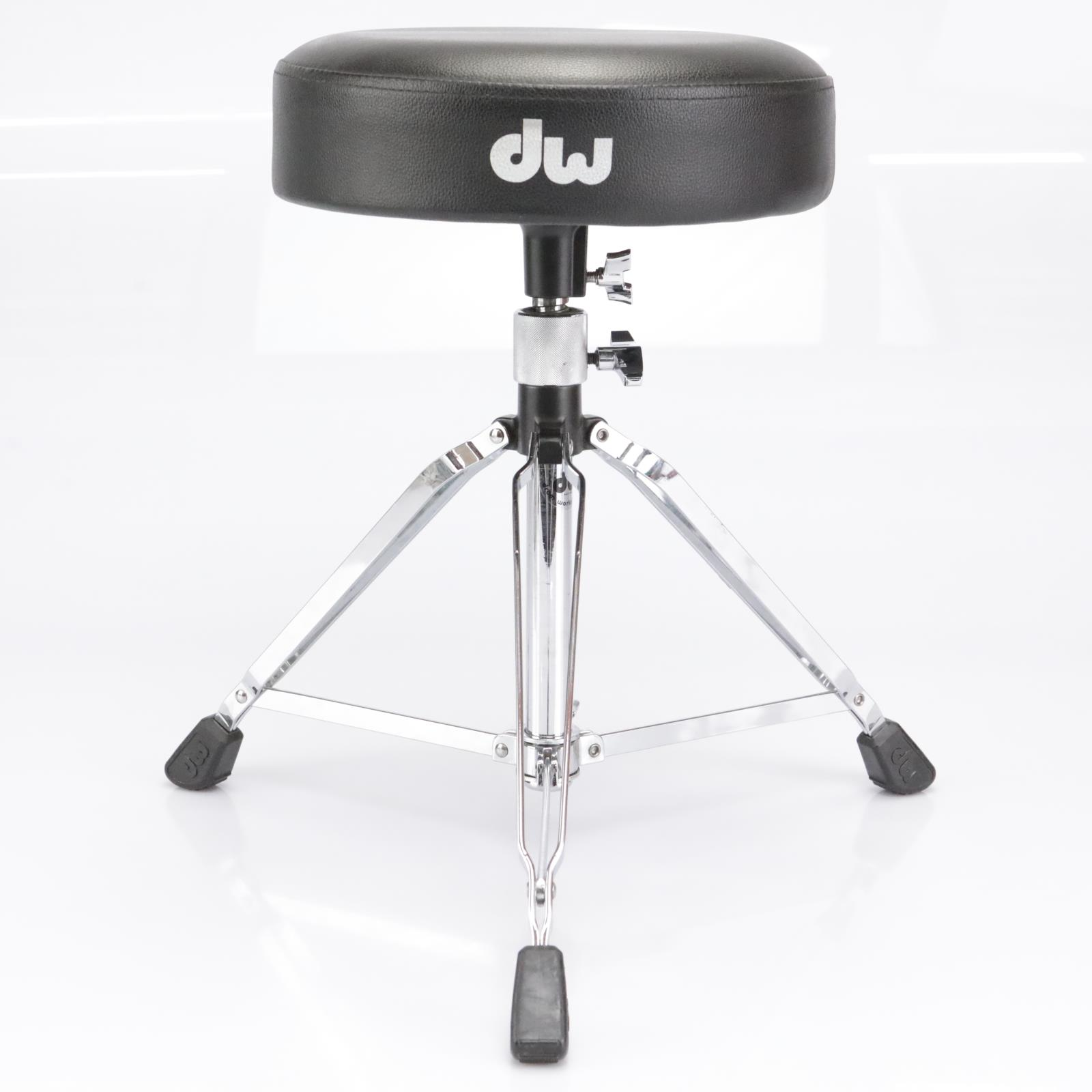 DW 5000 Series DWCP5100 Double Braced Swivel Drum Throne #43086