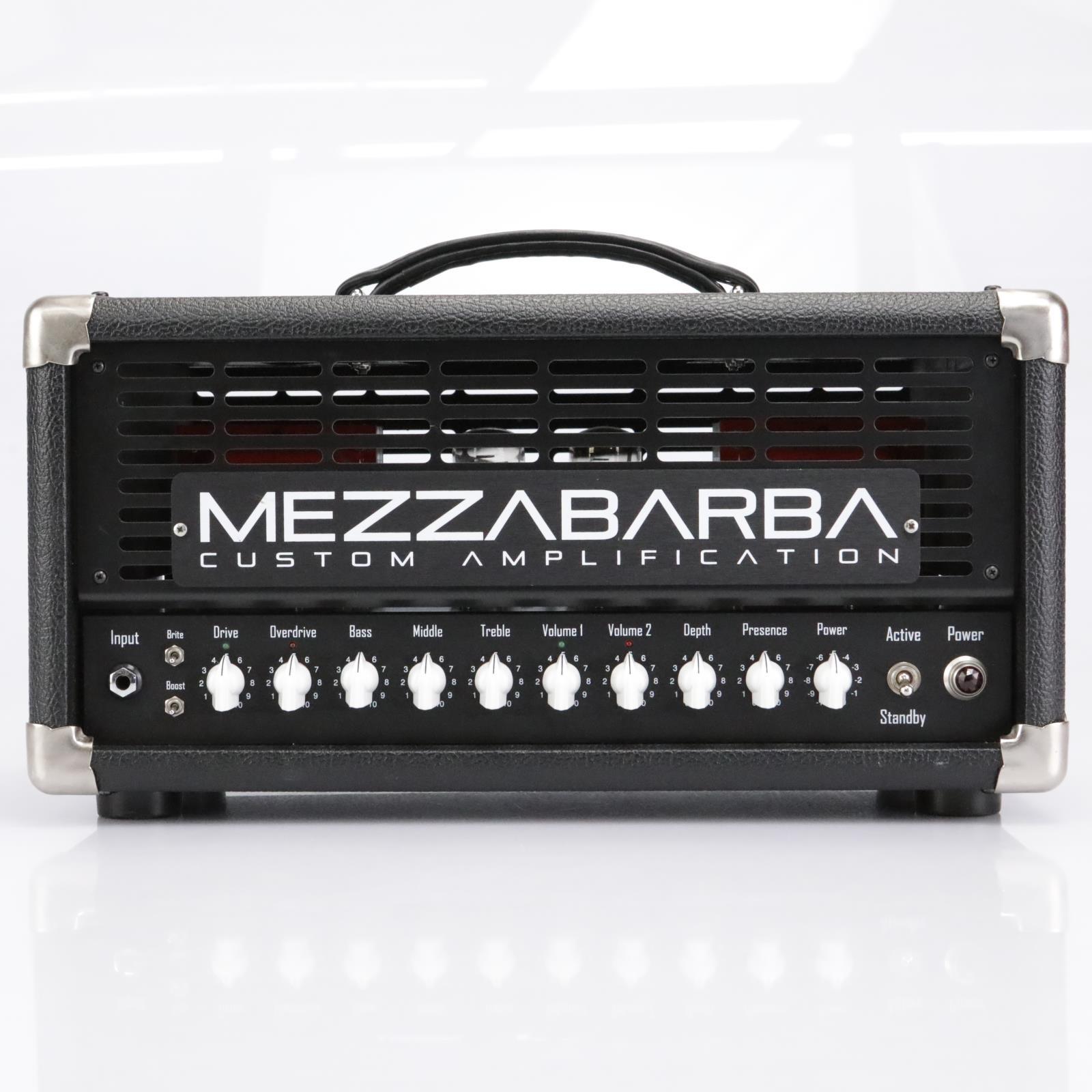 Mezzabarba Skill 30W Guitar Tube Amp Head #43091