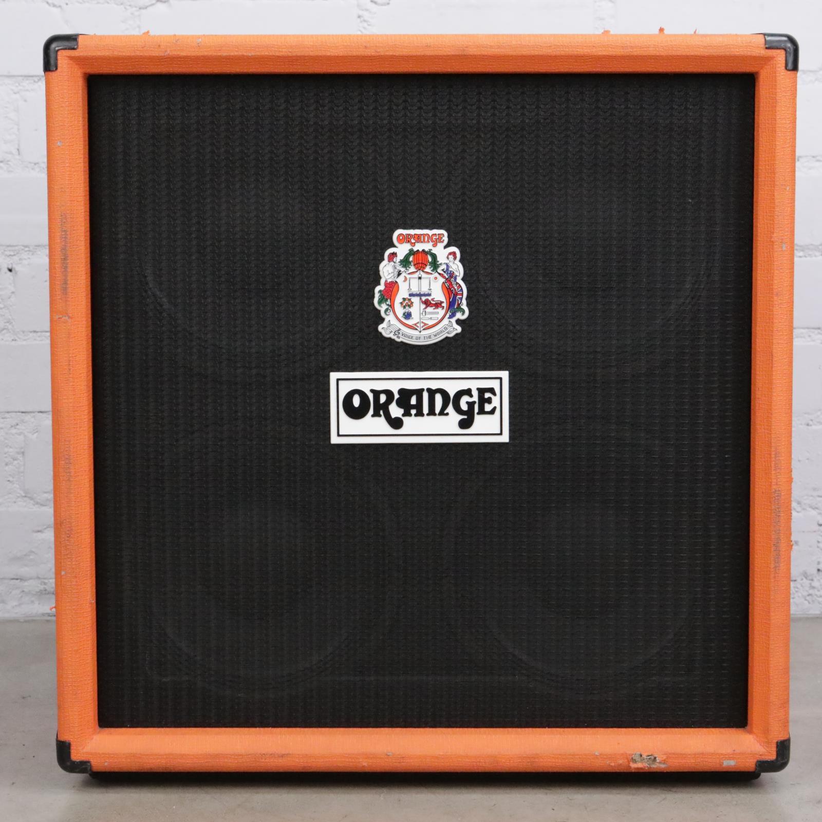 "Orange OBC410 4x10"" Bass Speaker Cabinet #43096"