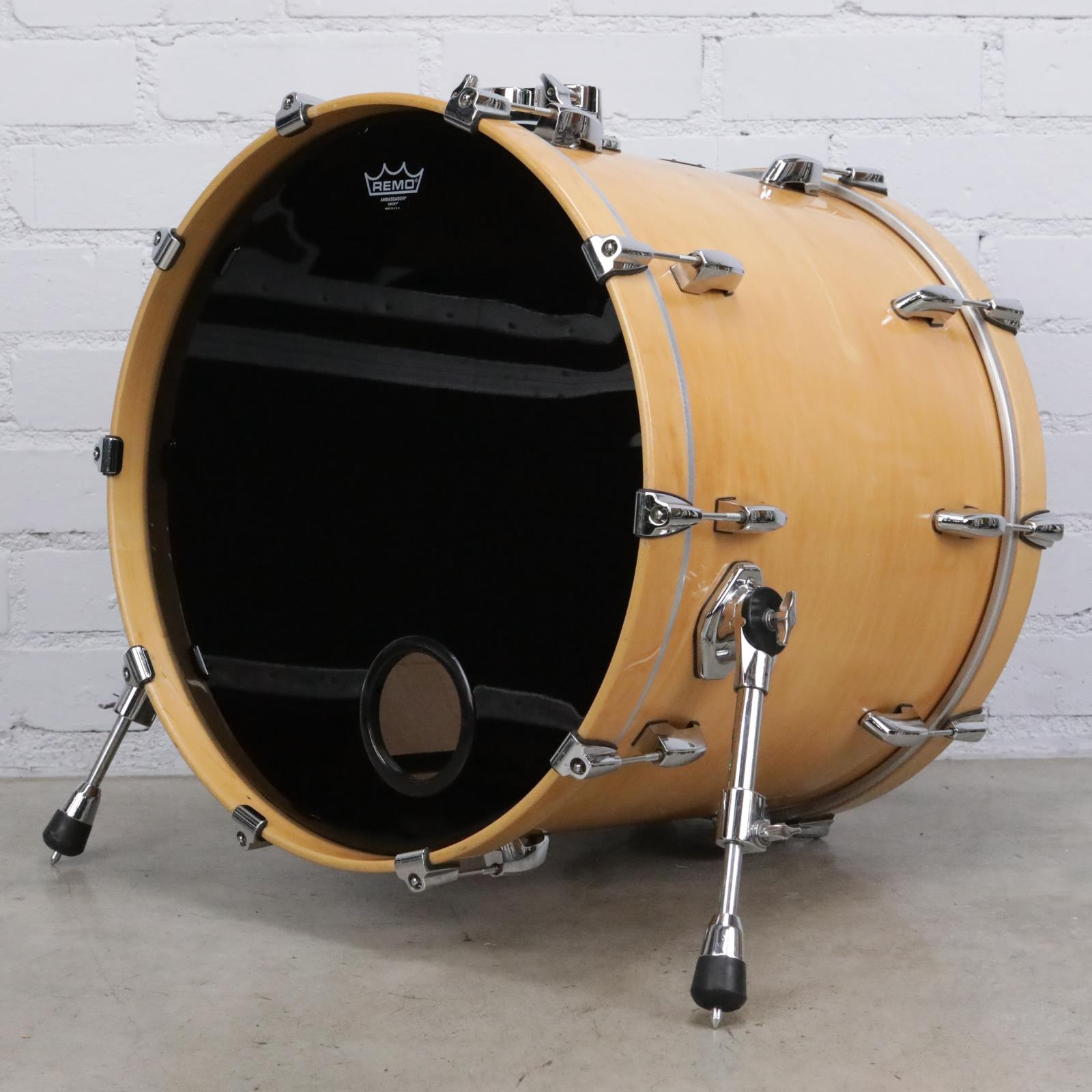 "Pearl Masters Custom Maple 22"" x 18"" Bass Drum #43070"
