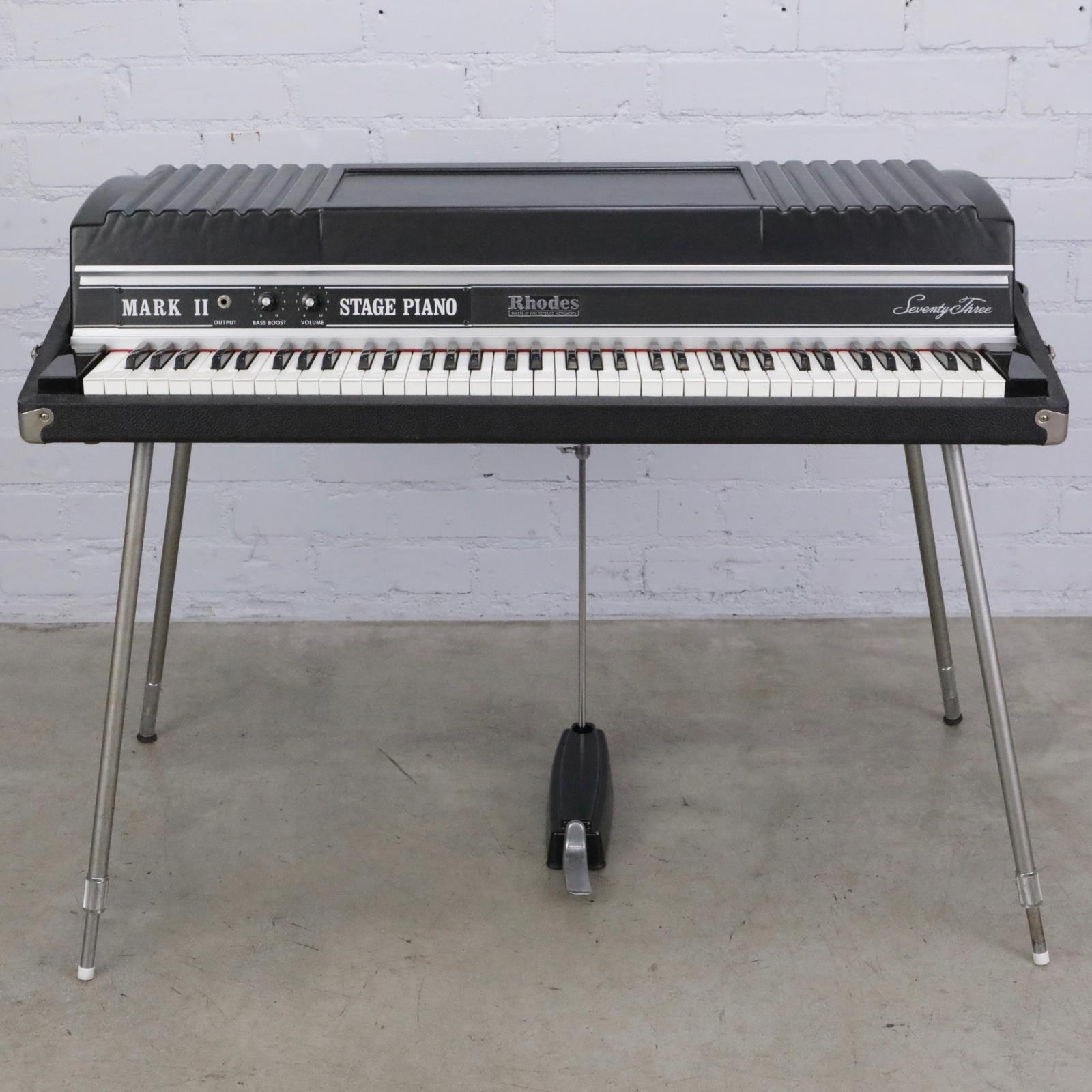 1982 Rhodes 73 Mark II Stage Electric Piano #43116