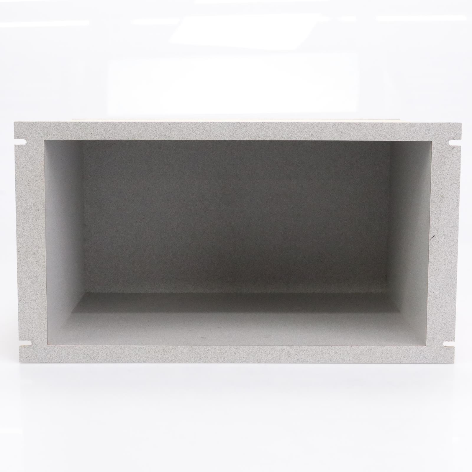 Unbranded 6-Unit Wooden Laminate Rack Mount Shelf Box #43278