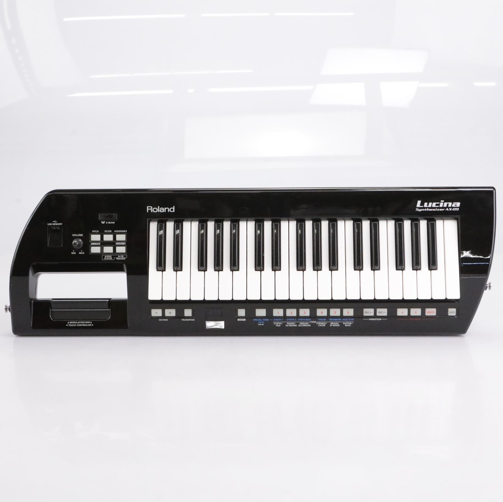 Roland Lucina AX-09 37-Note Keytar Synthesizer #43432