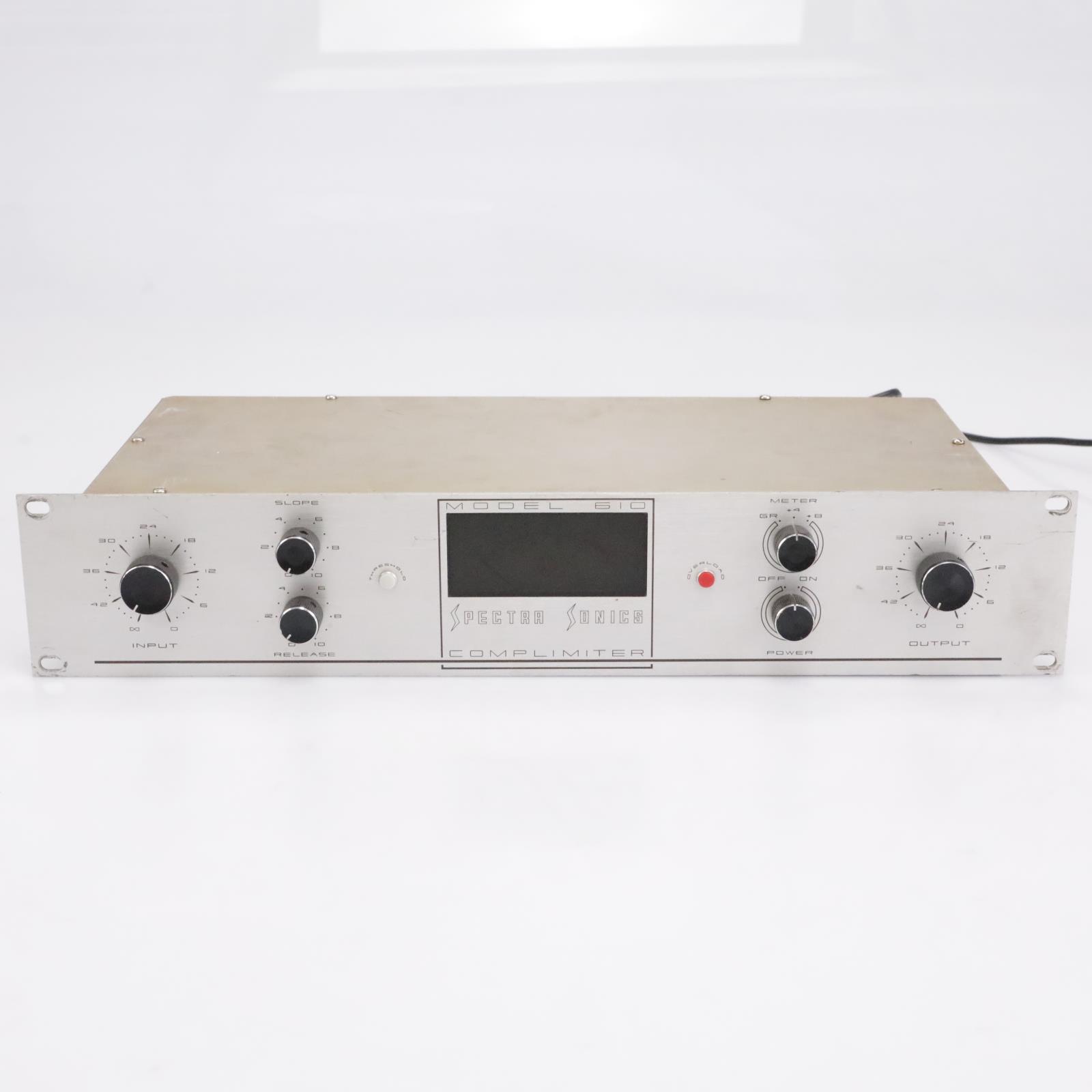 Spectra Sonics Model 610 Complimiter (Compressor / Limiter) #43553