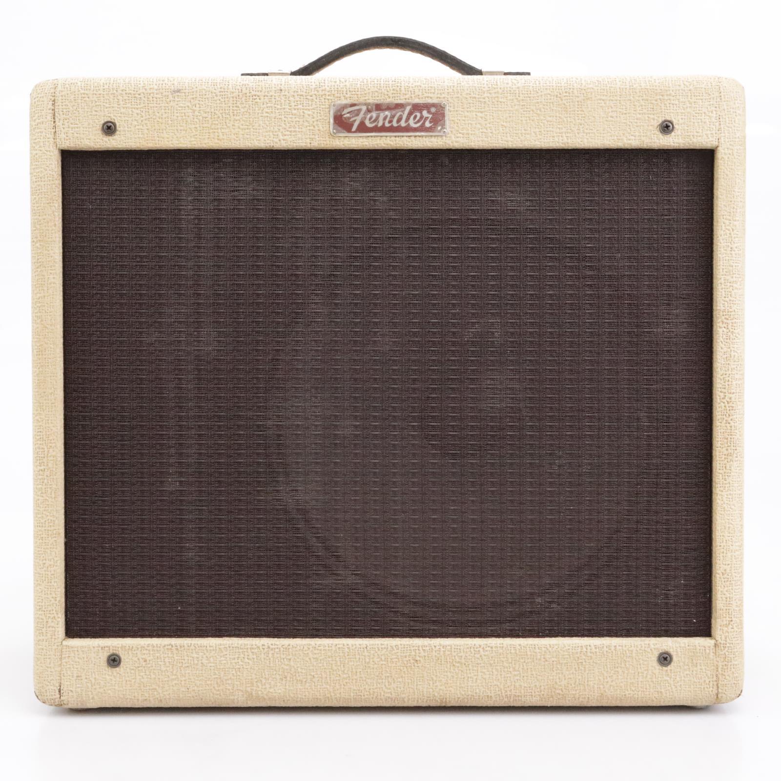 Fender Blues Junior 15-Watt Tube Guitar Combo Amp Amplifier #43412