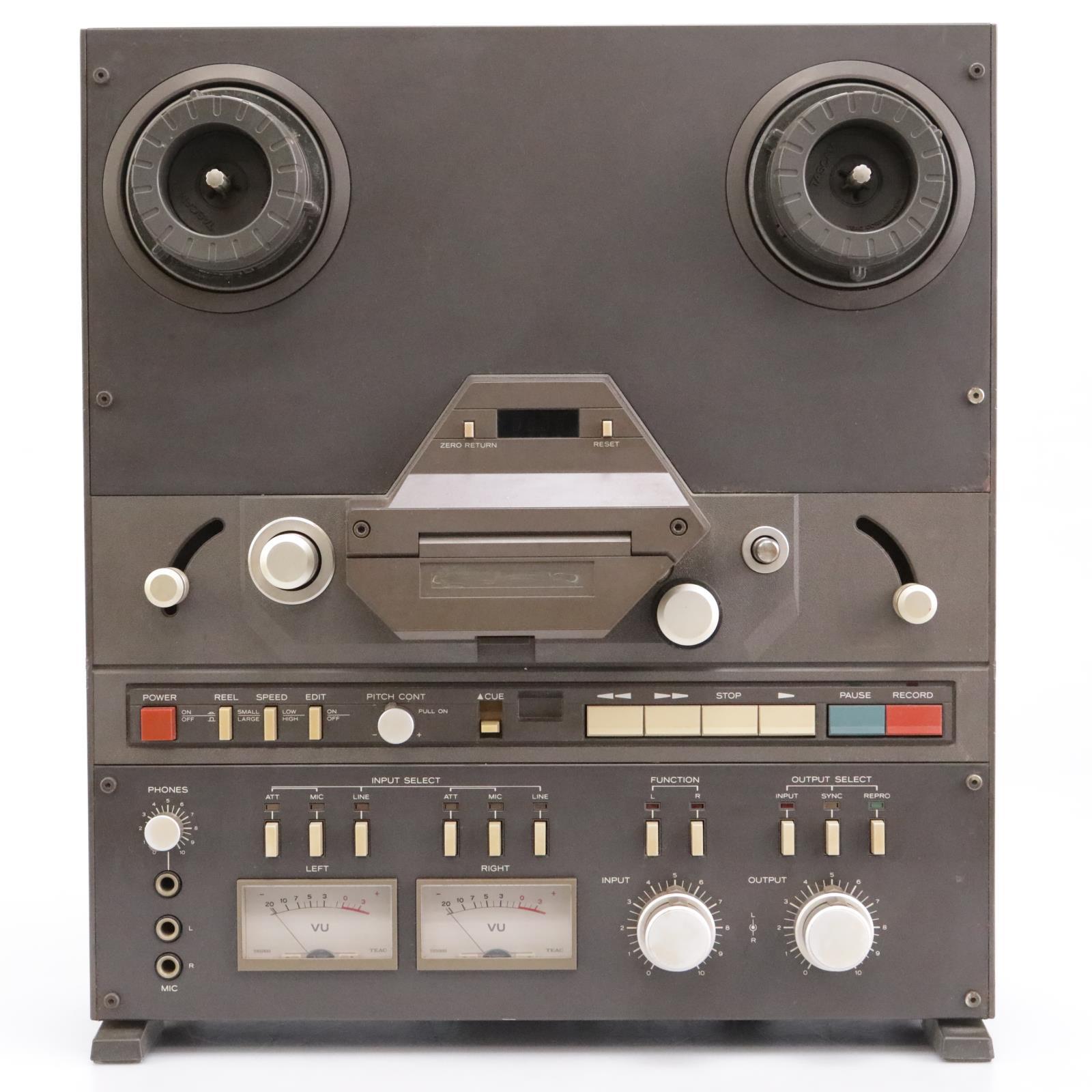 "Tascam 32 2-Channel 1/4"" Reel-To-Reel Tape Machine #43421"