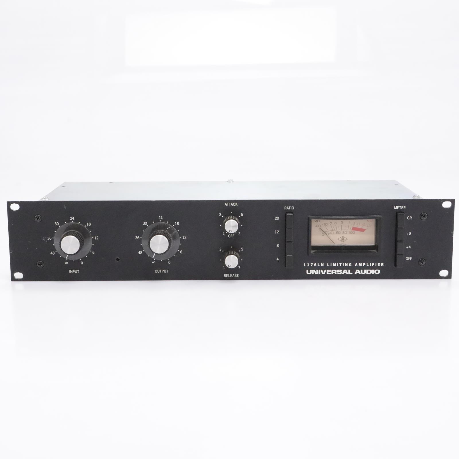 2000 Universal Audio 1176LN Solid State Peak Limiter 1st Reissue #43552