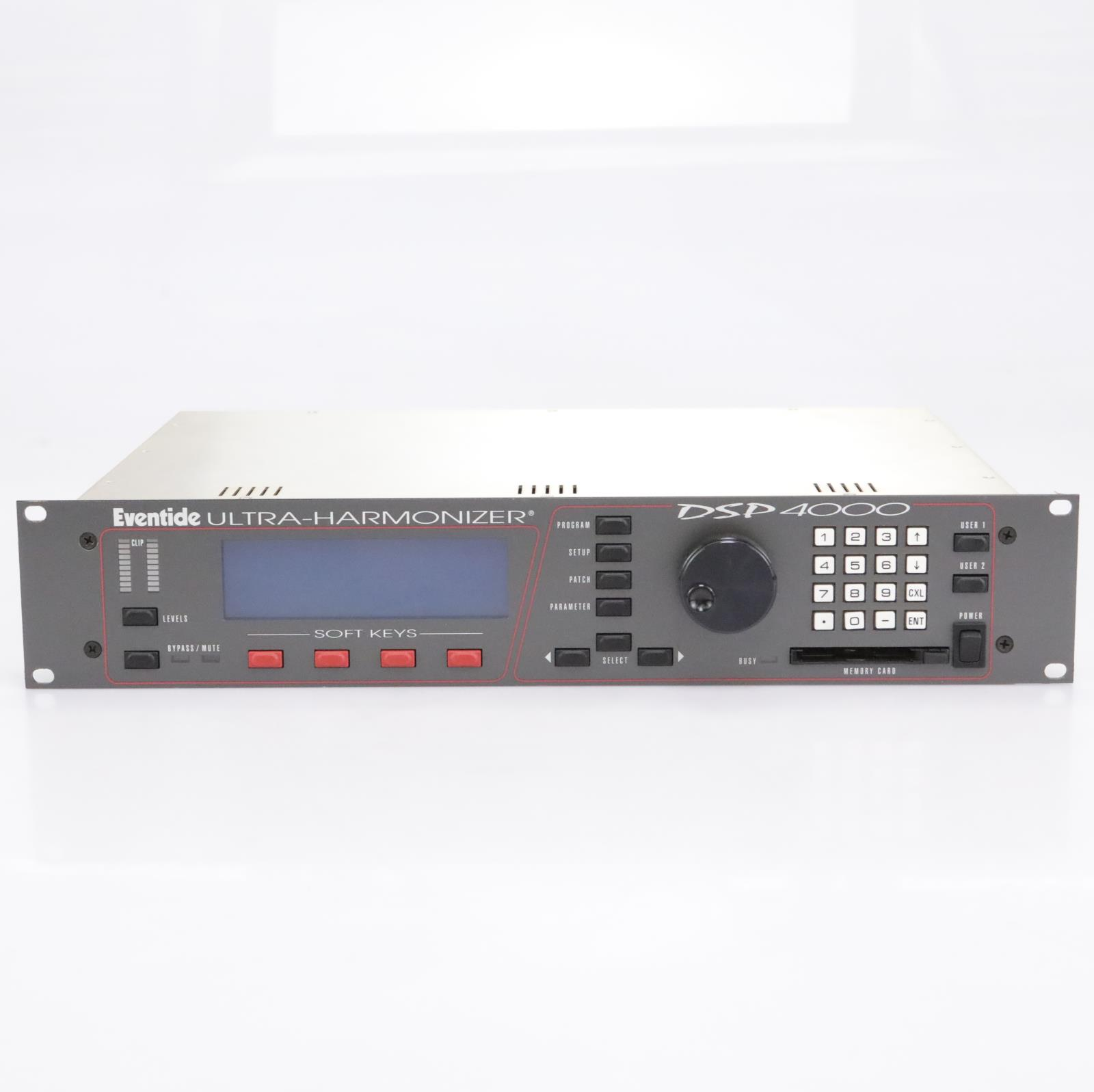 Eventide DSP 4000 Ultra-Harmonizer Effects Processor DSP4000 #43461