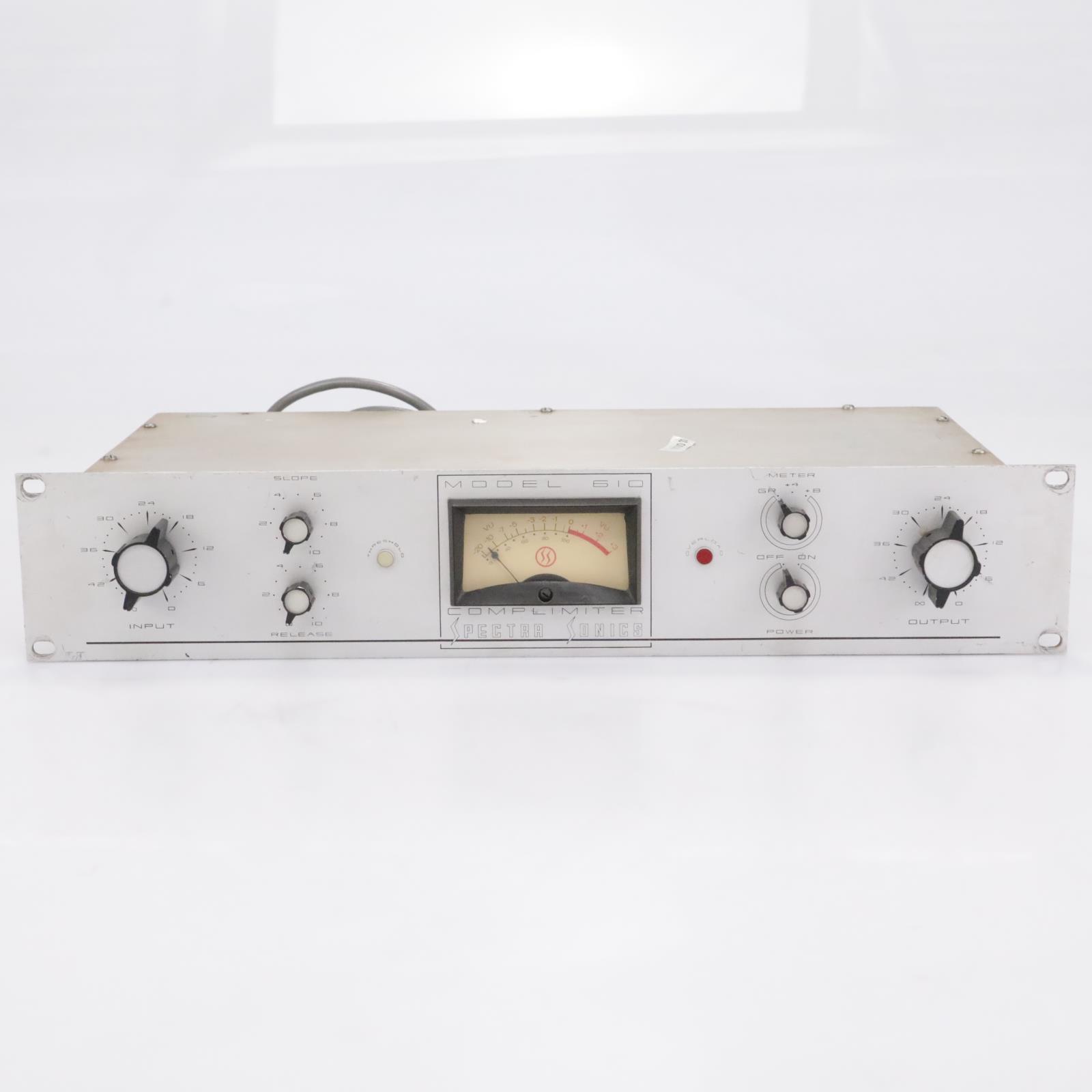 Spectra Sonics Model 610 Complimiter (Compressor / Limiter) #43554