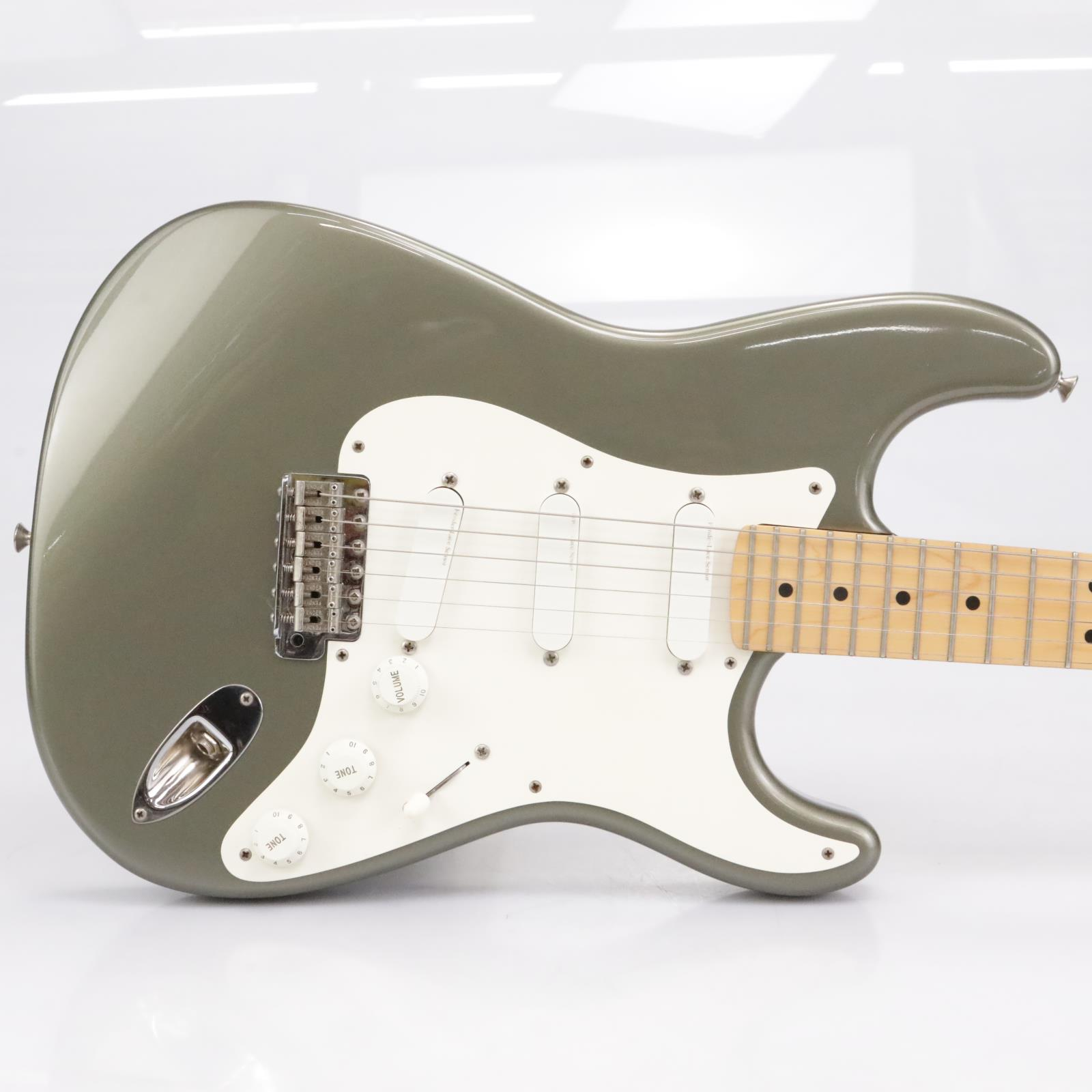 1993 Fender Eric Clapton Signature Series Stratocaster Pewter w/Case #43472