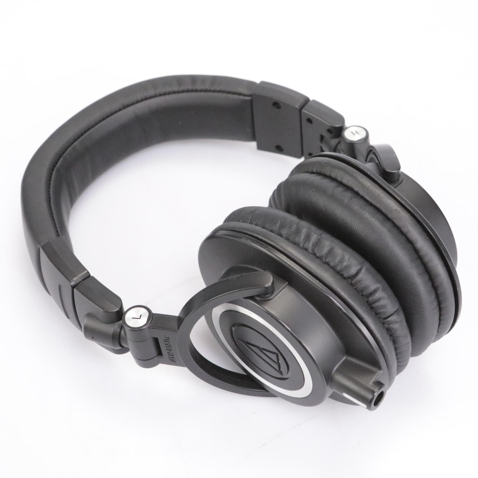 Audio-Technica ATH-M50X Professional Monitor Headphones #43529