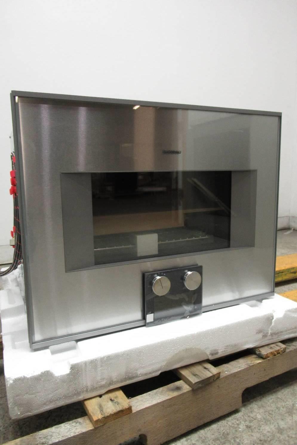 Gaggenau 24 single electric wall oven