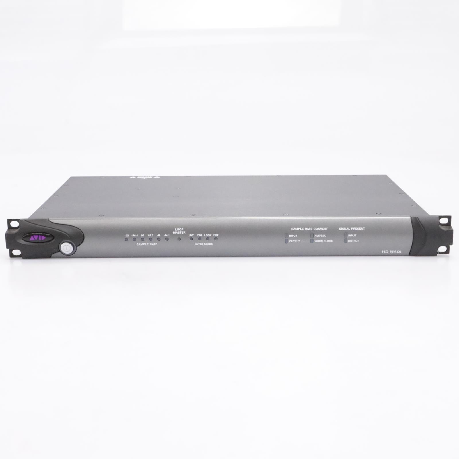 Avid HD MADI Protools HD Interface #43690