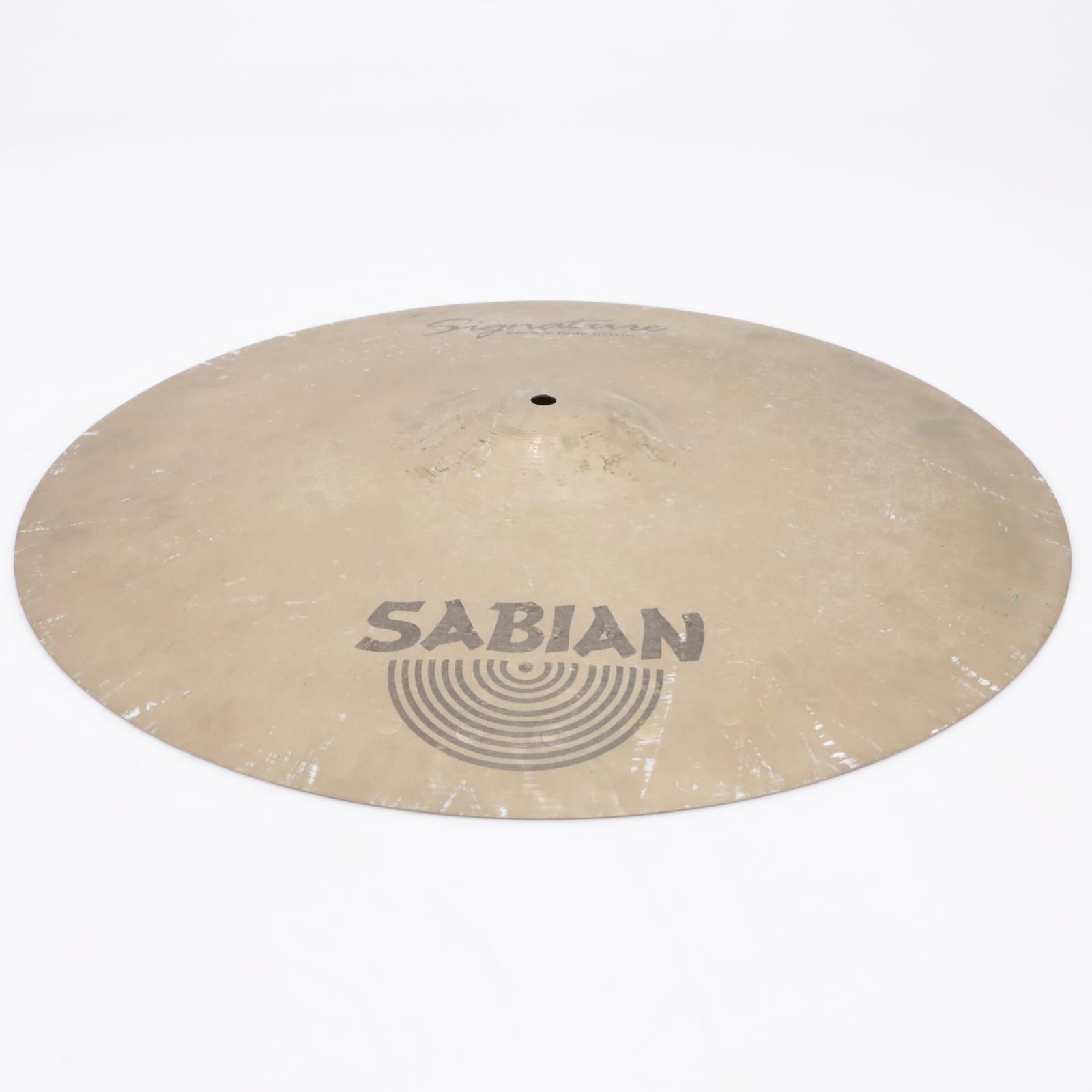 """Sabian Signature Jack Dejohnette Encore 21""""/53cm Ride Cymbal Video! #42806"""