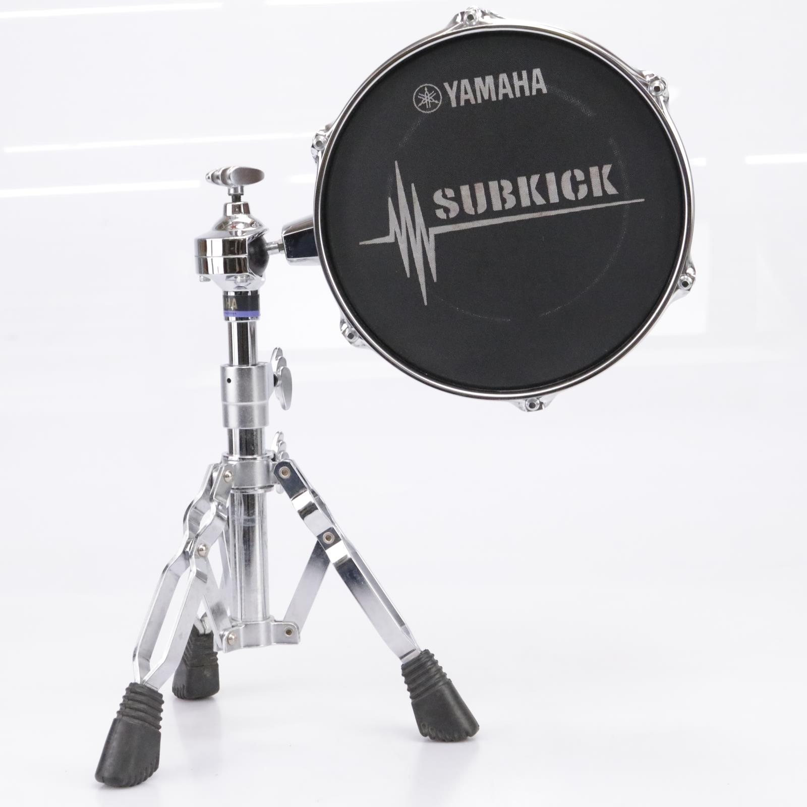 Yamaha SKRM100 Subkick Low Frequency Microphone w/ Bag & Stand #43520