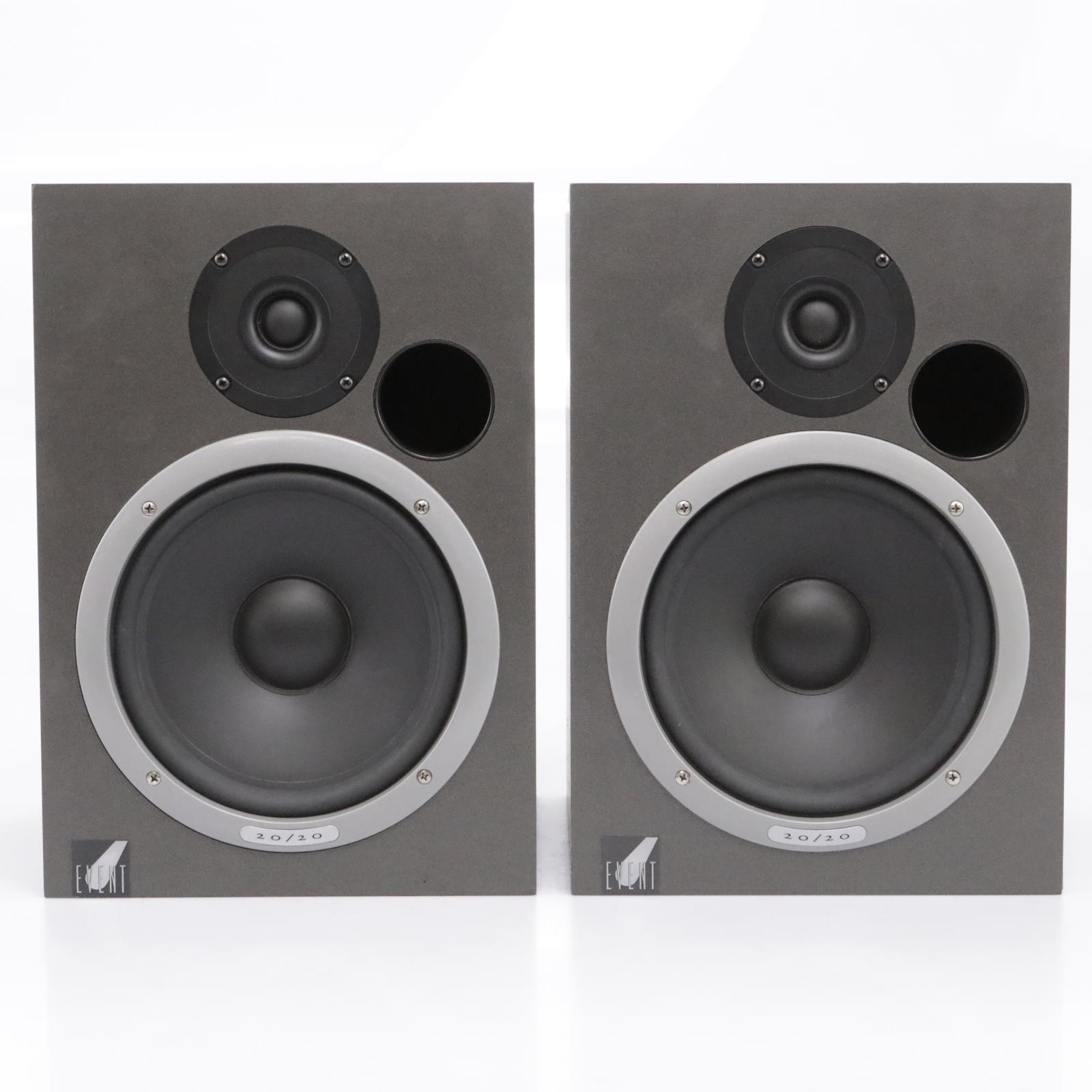 Event 20/20 Professional Studio Monitors Speakers (Pair) #43779
