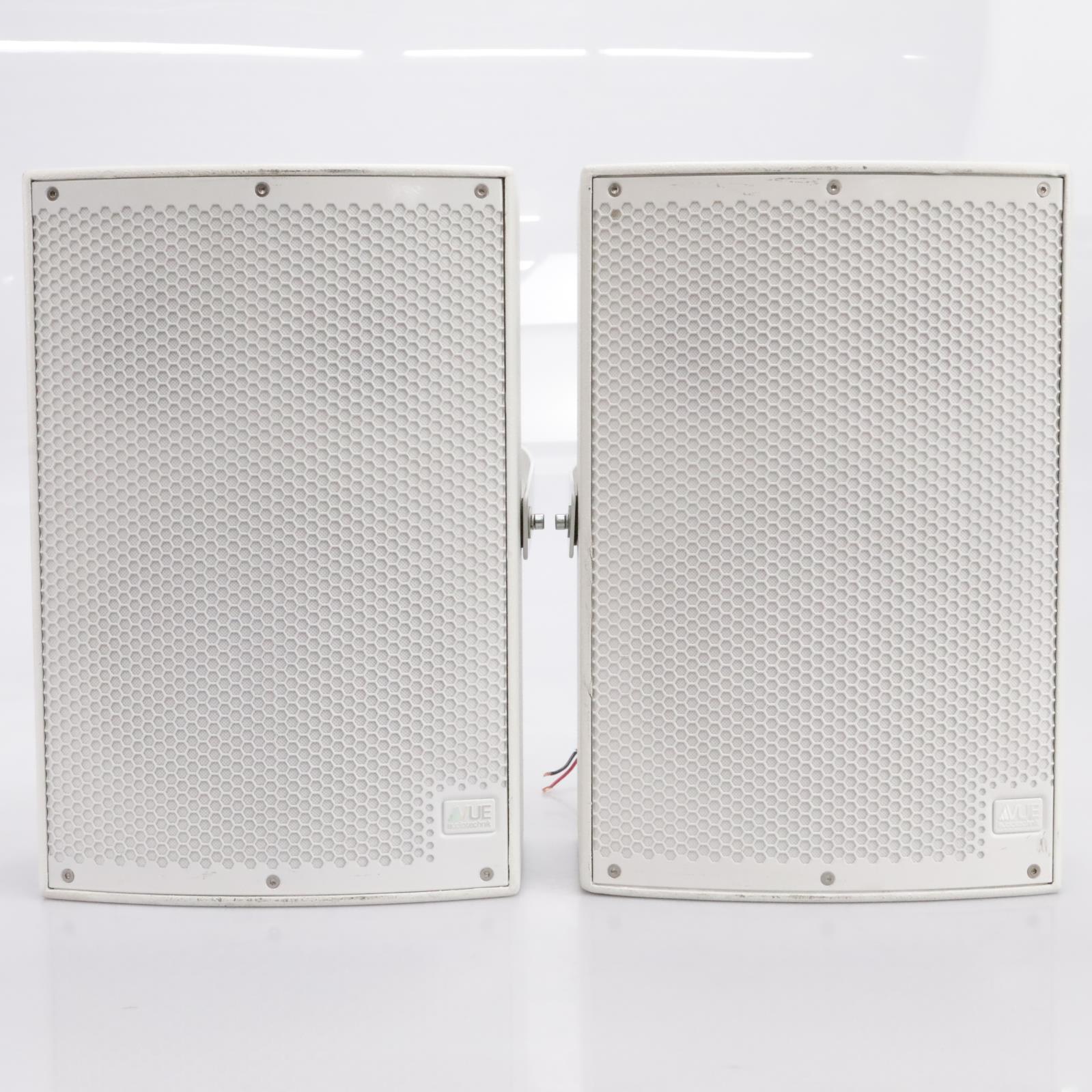 Audiotechnik VUE I-8W Foreground Loudspeakers (Pair) #43499