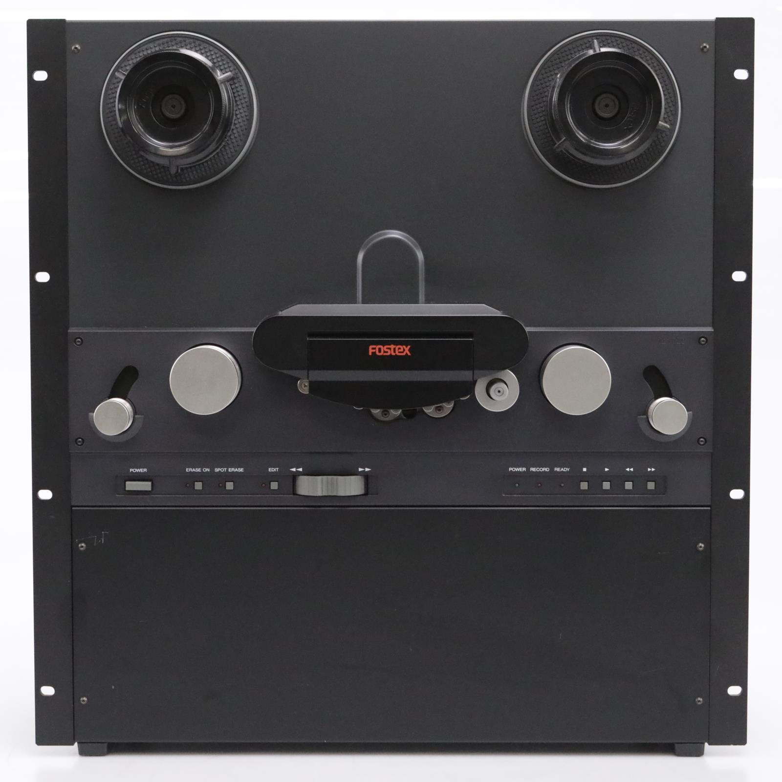 Fostex G16S 16-Track Playback Only Tape Recorder w/ Remote #43780
