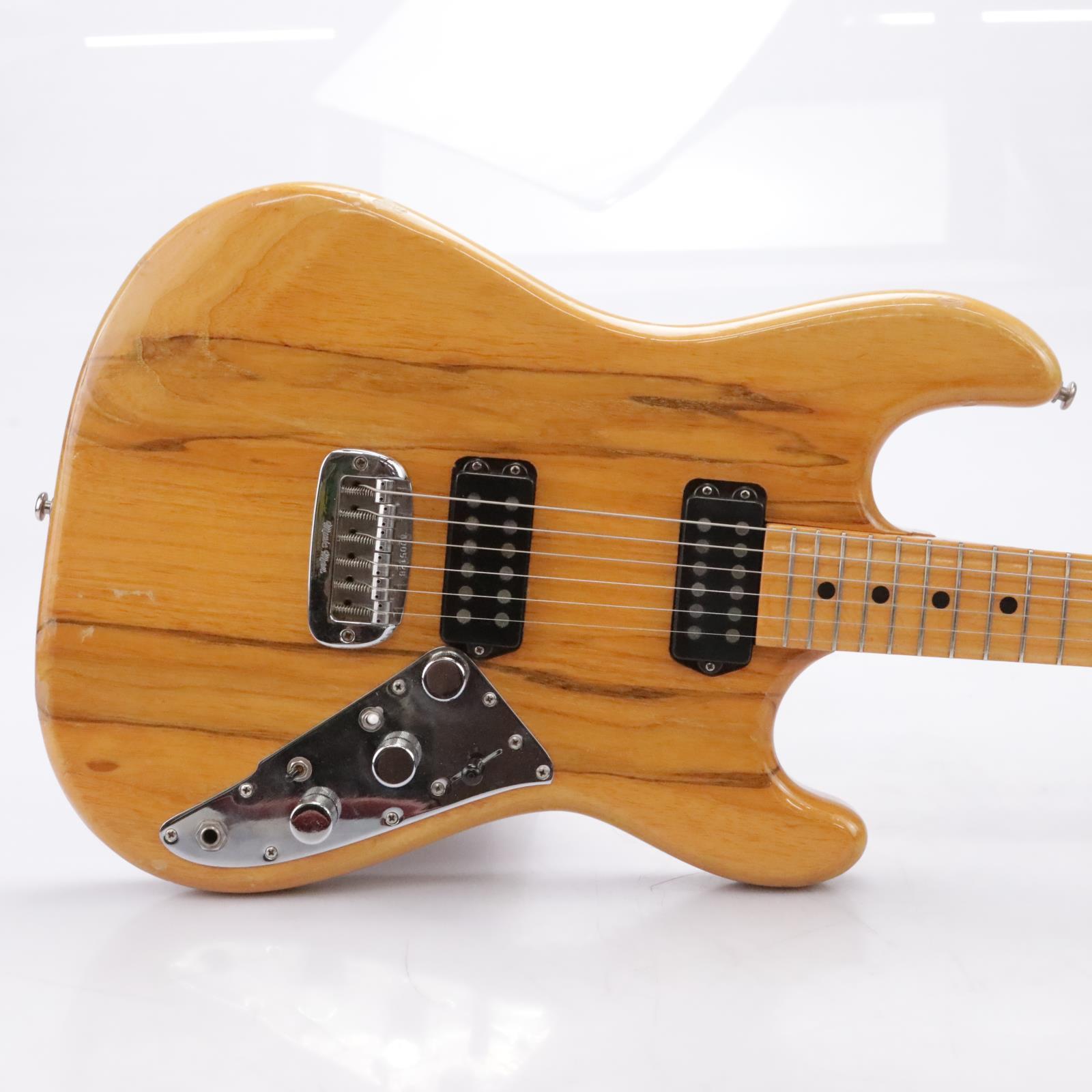 Music Man Sabre II Electric Guitar Natural w/ Soft Case #43830