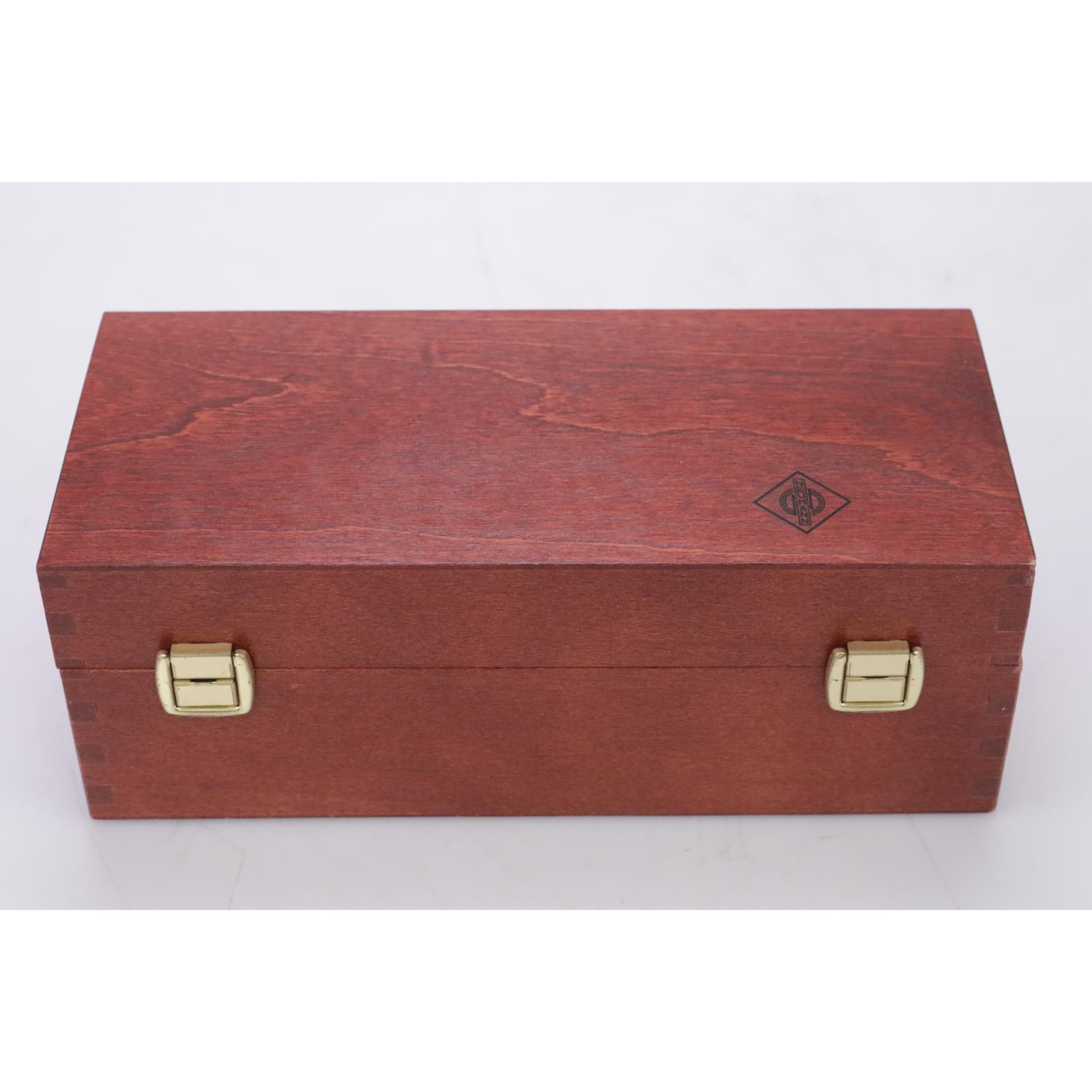 Neumann U89i Wooden Microphone Case #43961