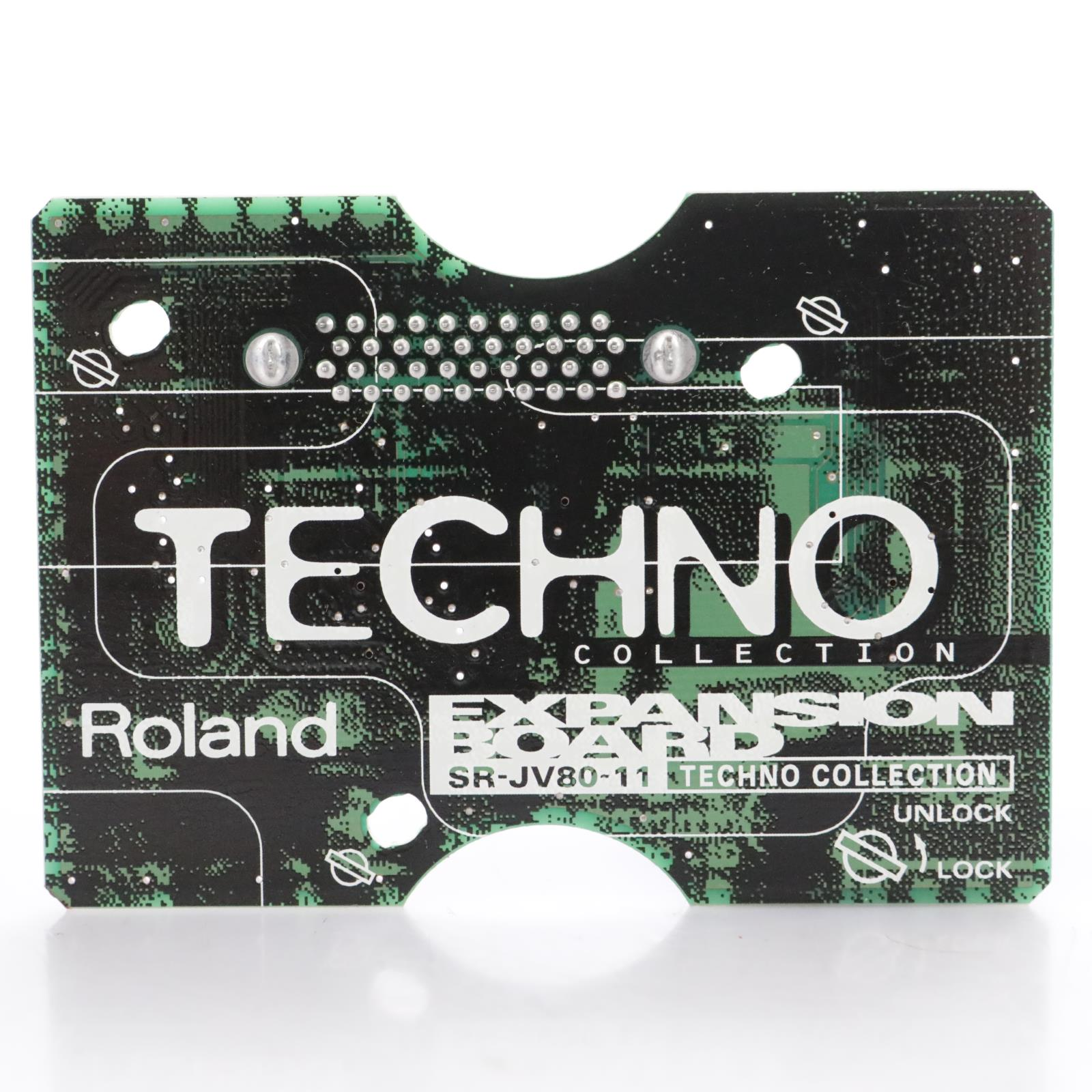 Roland SR-JV80-11 Techno Collection Expansion Board #43767