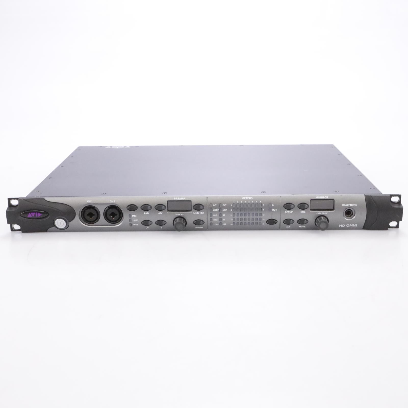 Avid HD OMNI Pro Tools HD / HDX Audio Interface w/ DigiLink Cable #43824